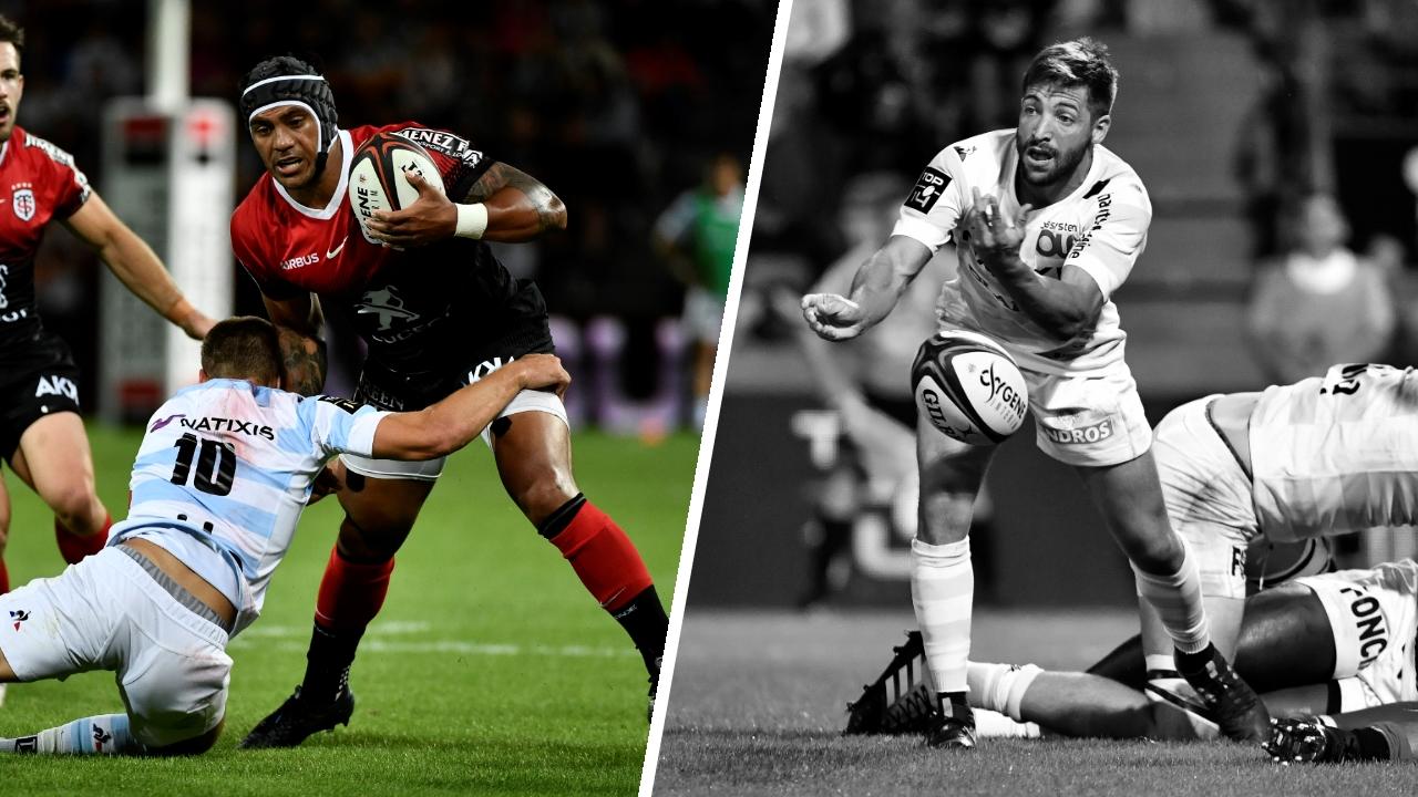 Rugby - Top 14 - Tops/Flops Toulouse-Racing : le Stade lance sa saison, le Racing replonge