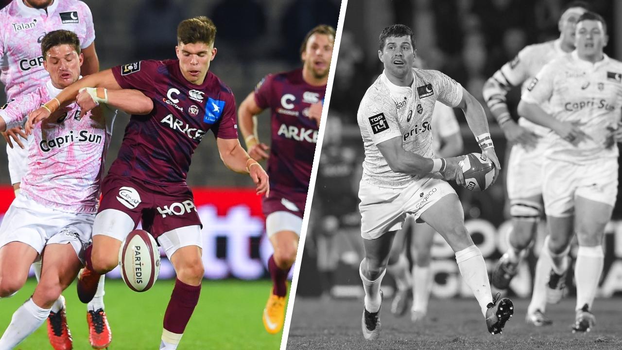 Rugby - Top 14 - Tops/Flops UBB-Stade Français : Jalibert à 100%, Paris distancé pour le Top 6