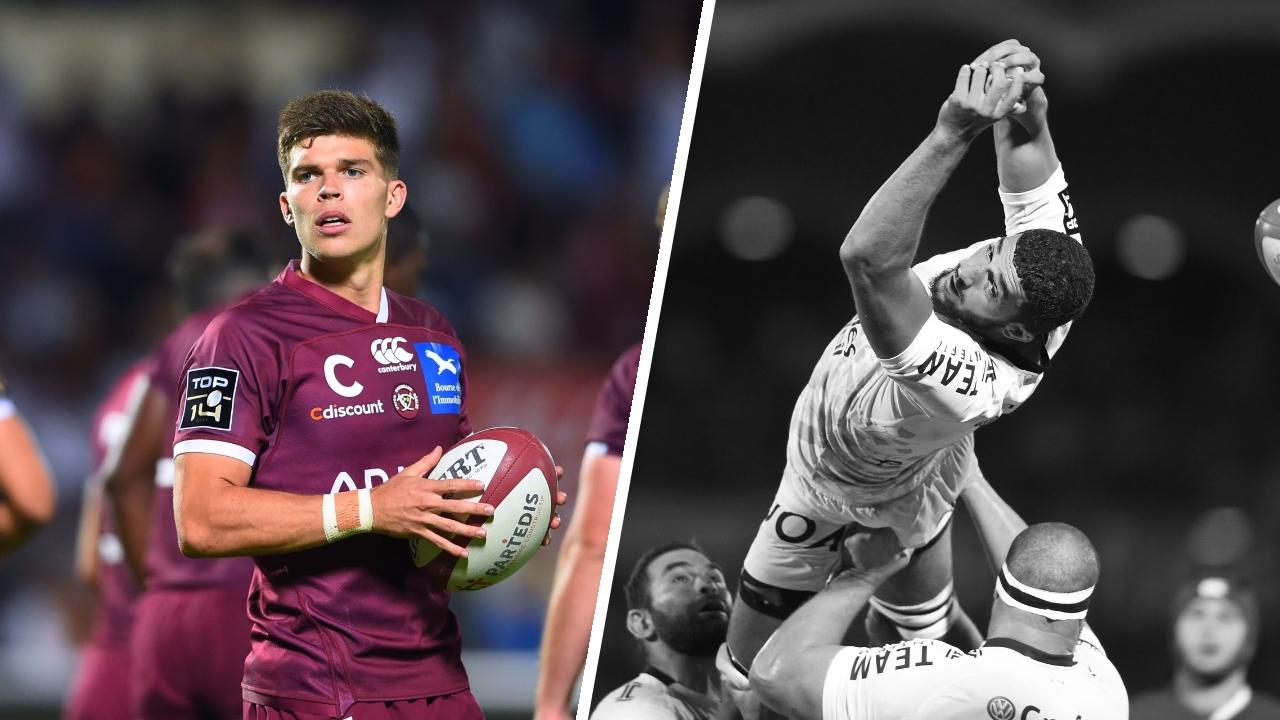 Rugby - Top 14 - Tops/Flops UBB-Toulon : Jalibert a pris les rennes, le RCT rechute