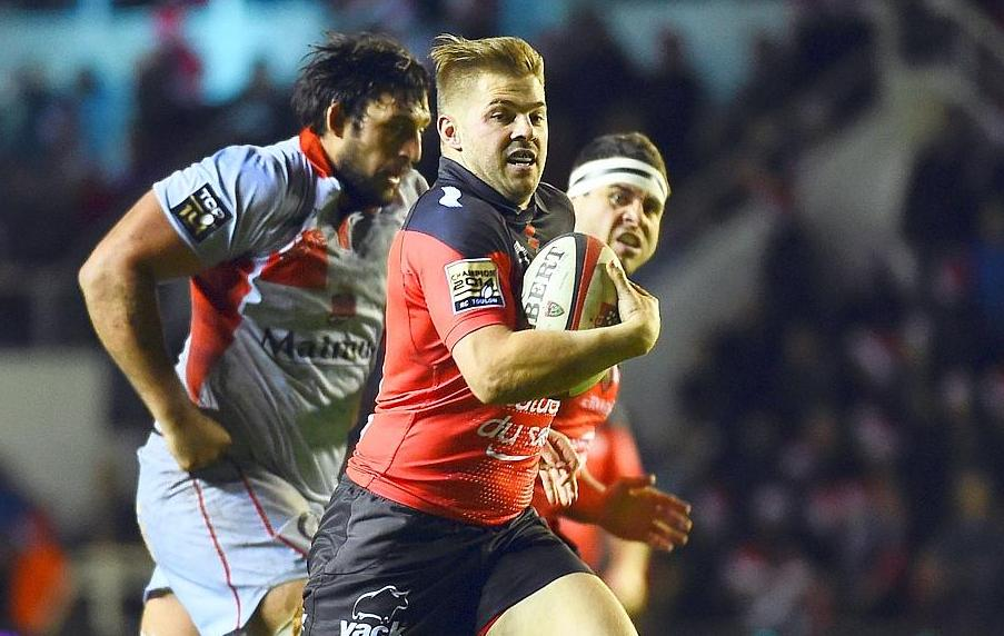 Rugby - Top 14 - Toulon et le Racing longs à l'allumage