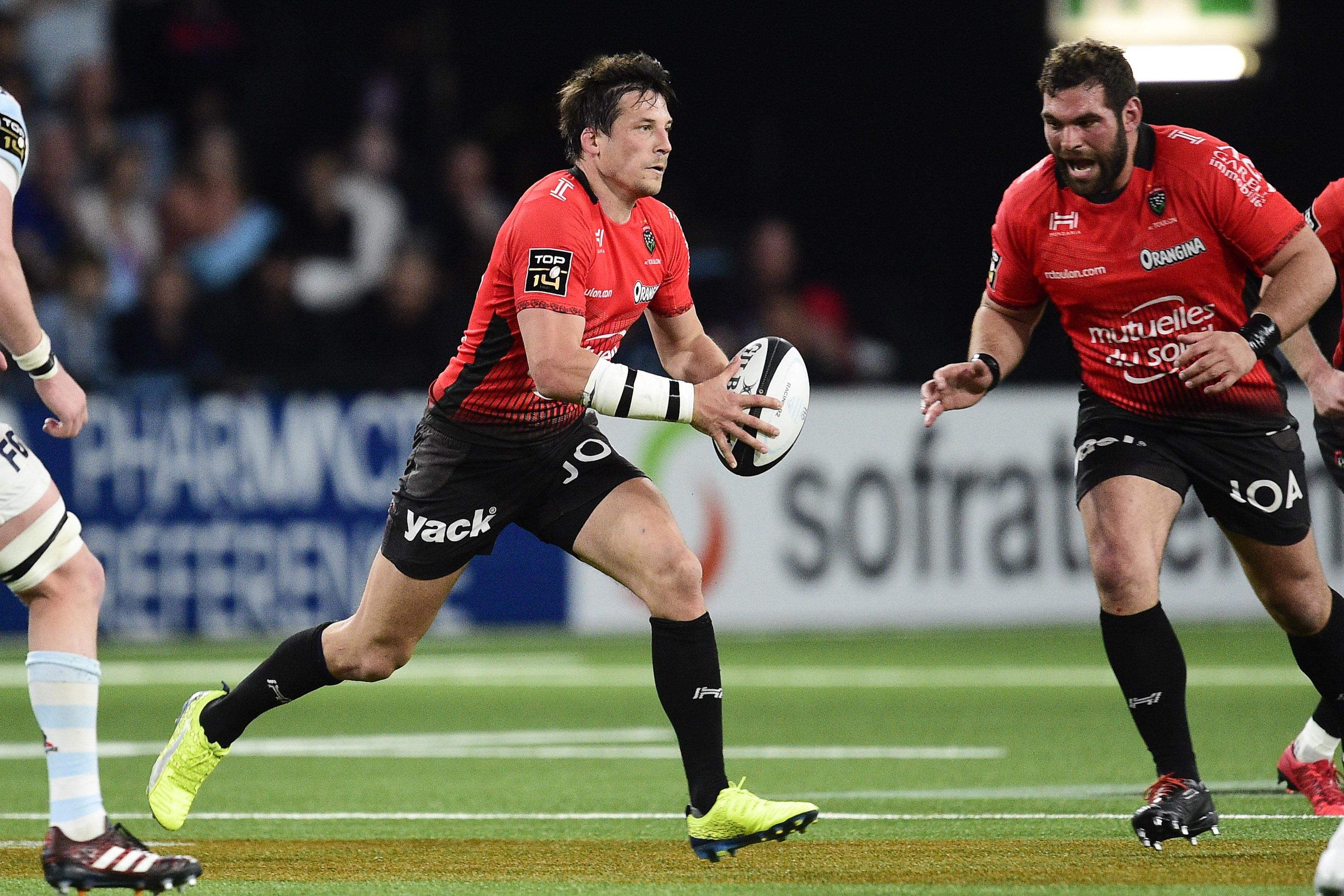 Rugby - Top 14 - Toulon : François Trinh-Duc, l'éternel retour