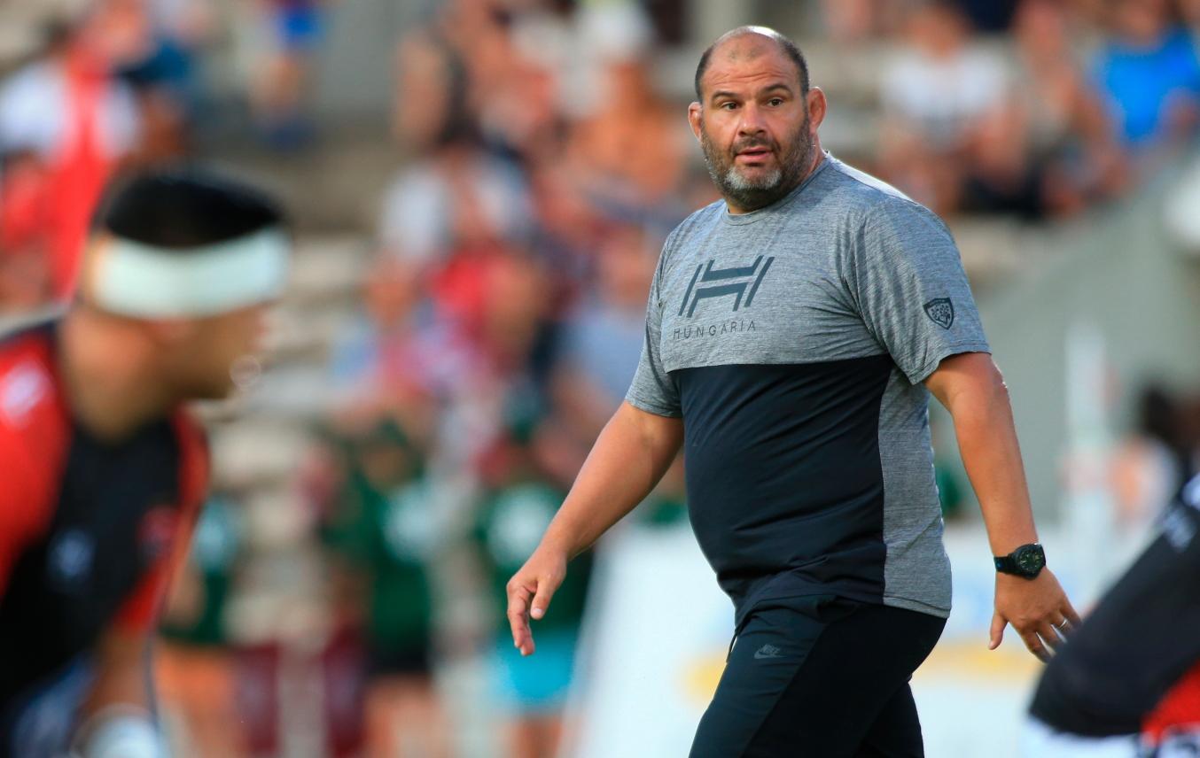 Rugby - Top 14 - Toulon : Patrice Collazo recadre sèchement Rhys Webb