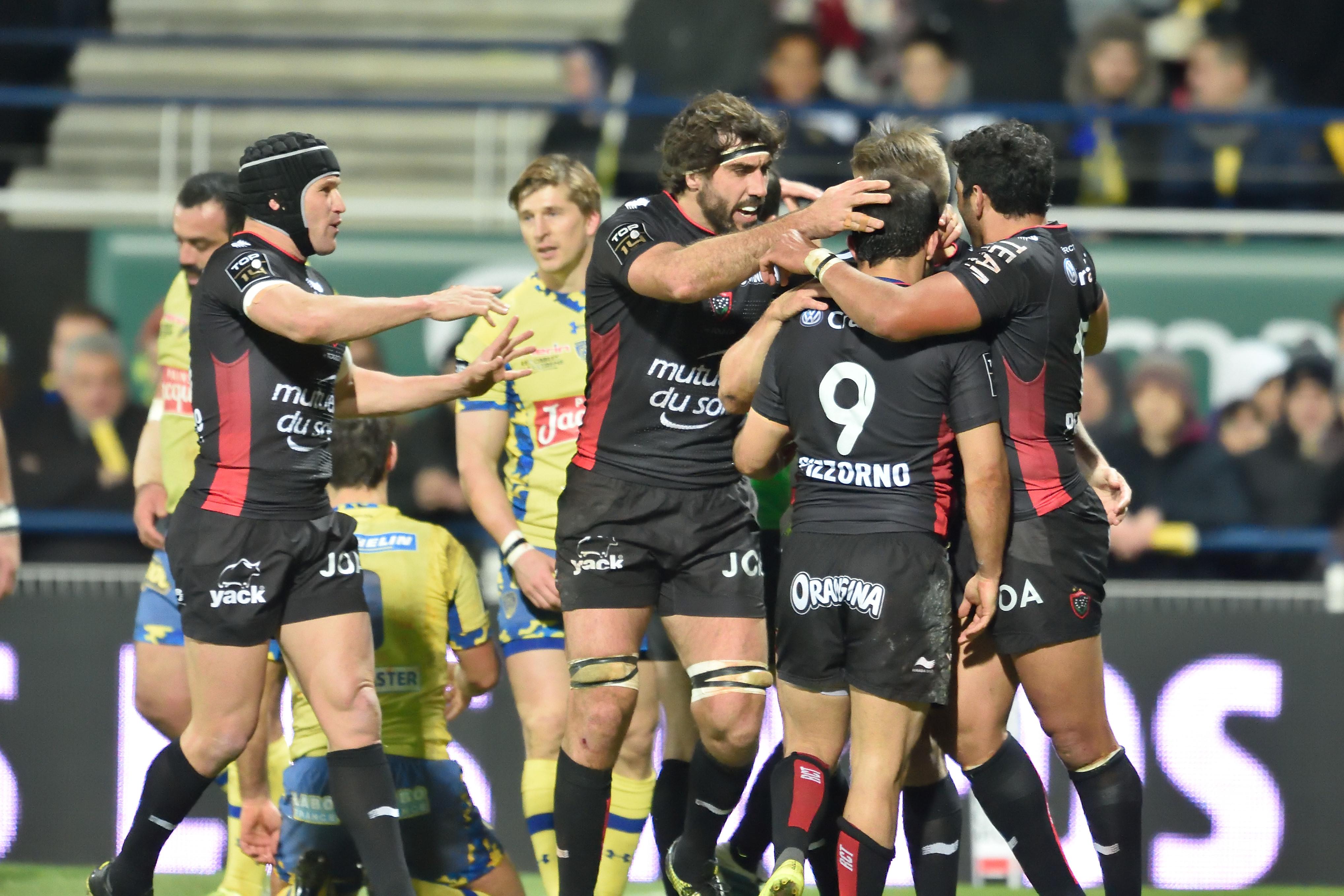 Rugby - Top 14 - Toulon relance le championnat