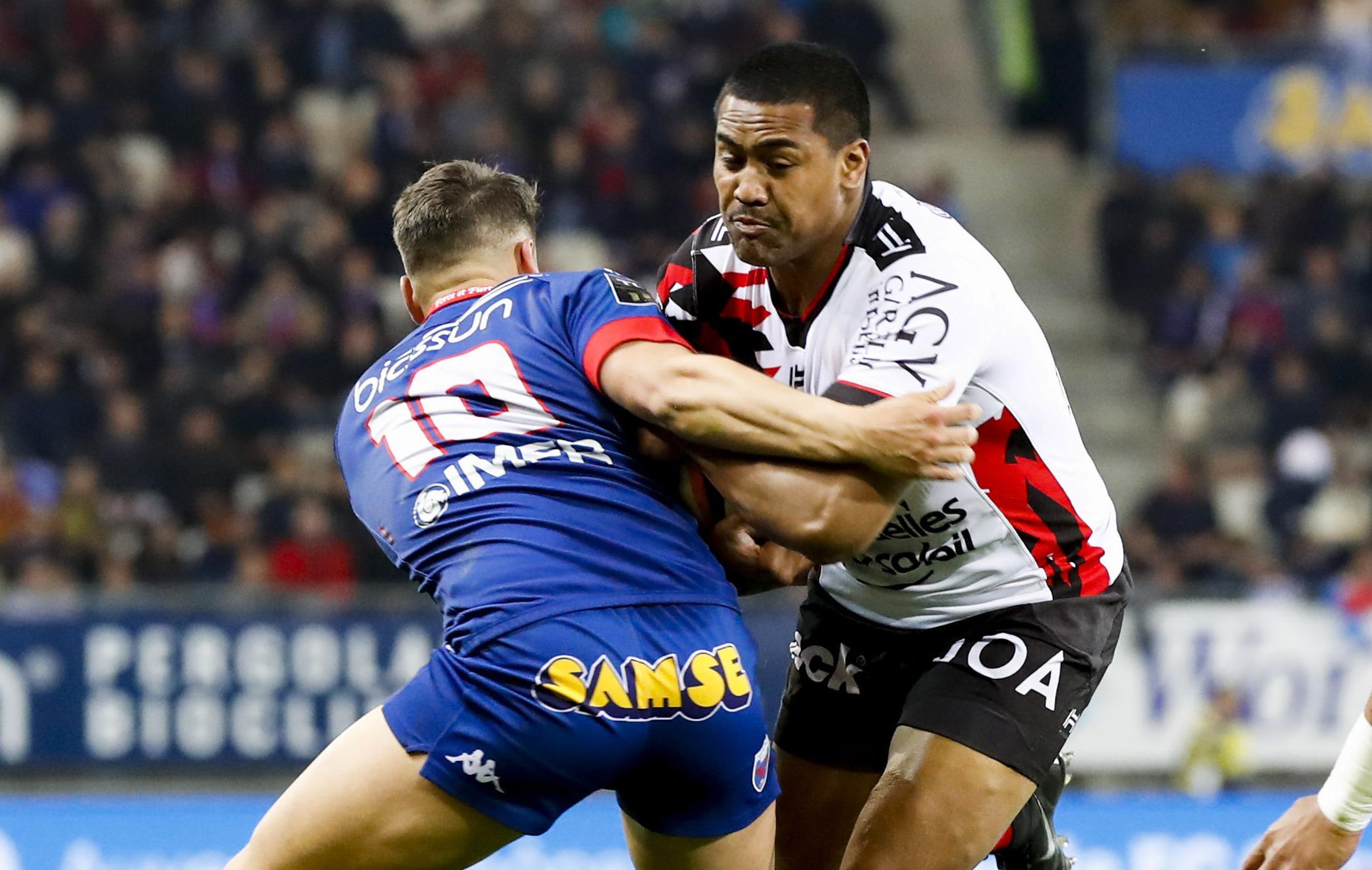 Rugby - Top 14 - Toulon : Savea l'affirme, il sera toujours au RCT la saison prochaine