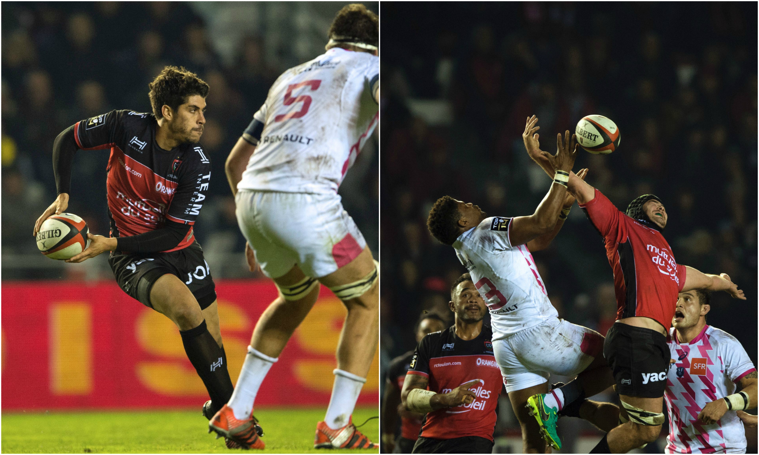 rugby rencontre top 14