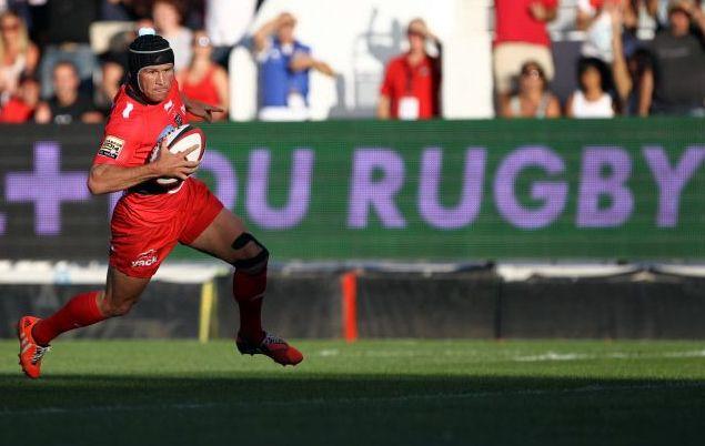 Rugby - Top 14 - Toulon va devoir faire sans Giteau