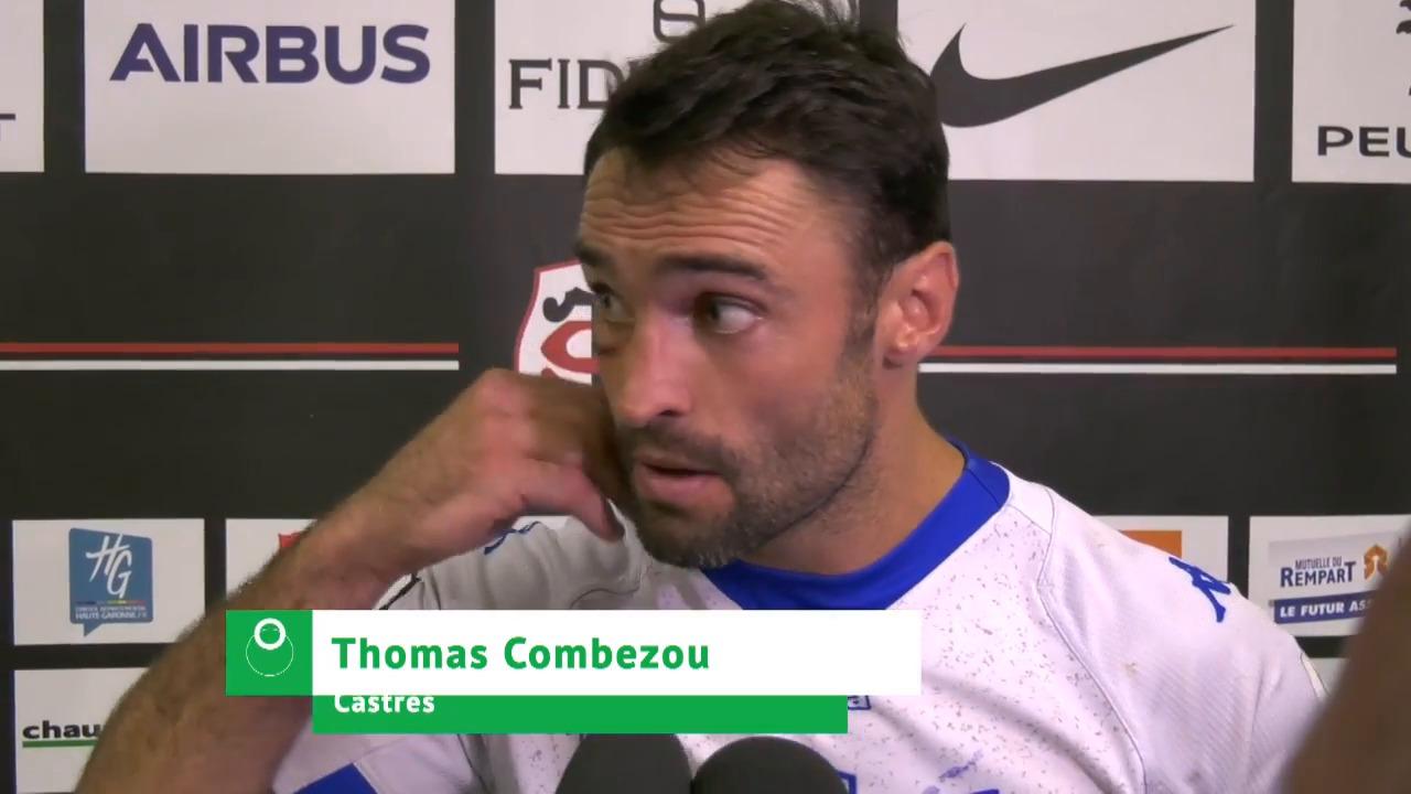 Toulouse-Castres: quand un journaliste se fait rembarrer en conférence de presse