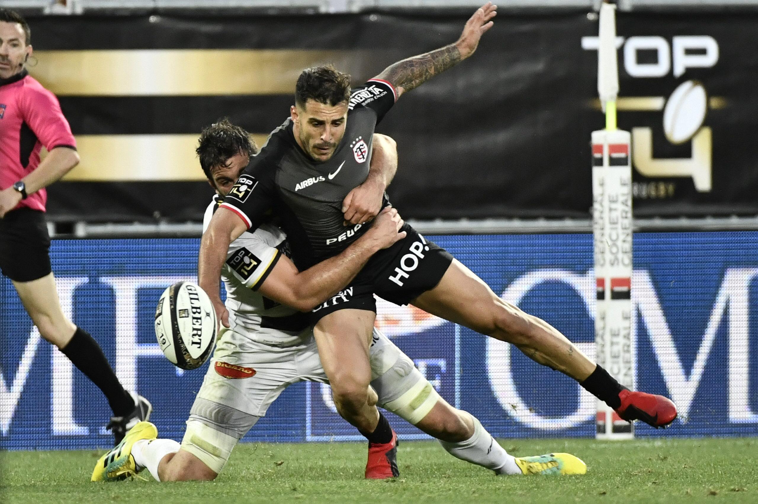Rugby - Top 14 - Stade Toulousain : la deuxième jeunesse de Sofiane Guitoune
