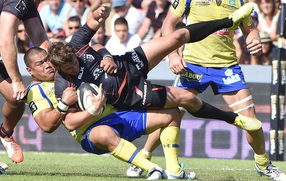 Rugby - Top 14 - Toulouse, la peur au ventre face au Racing