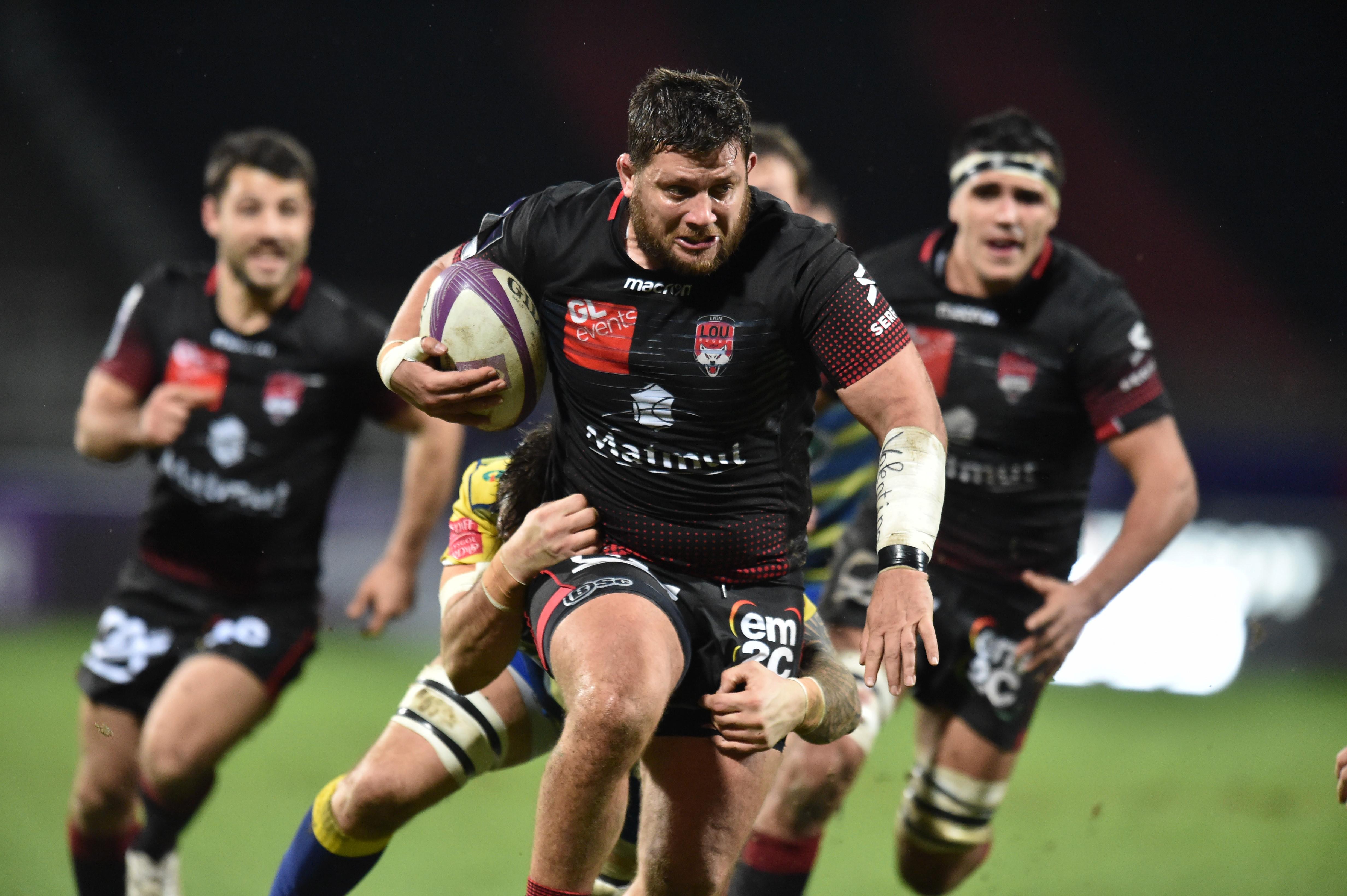 Rugby - Top 14 - Un féroce appétit de Lou