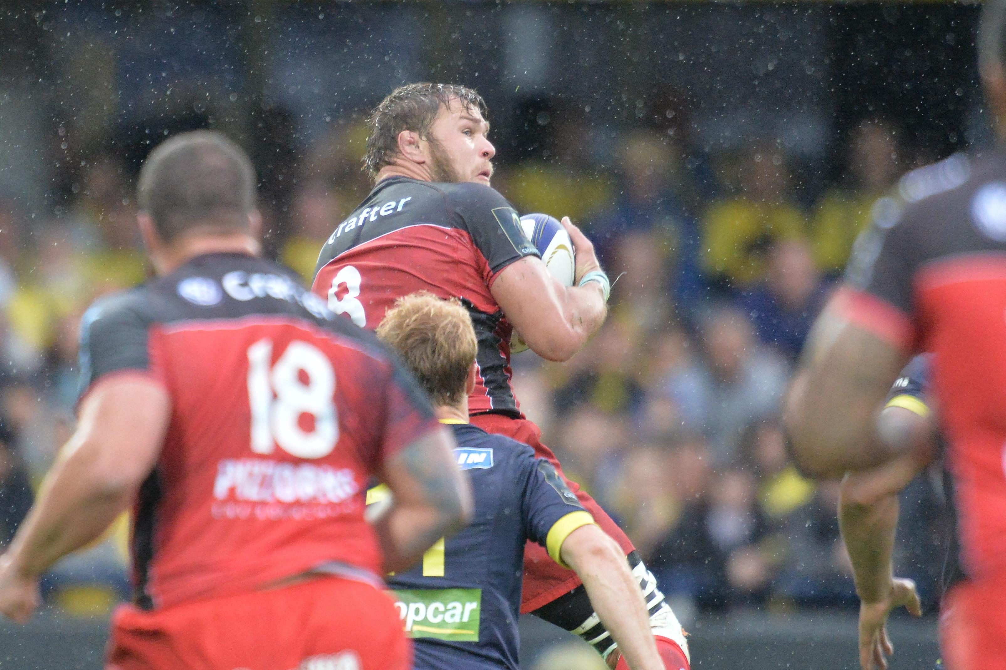 Rugby - Top 14 - Vermeulen : «Le voyage de Toulon n'est pas encore fini»