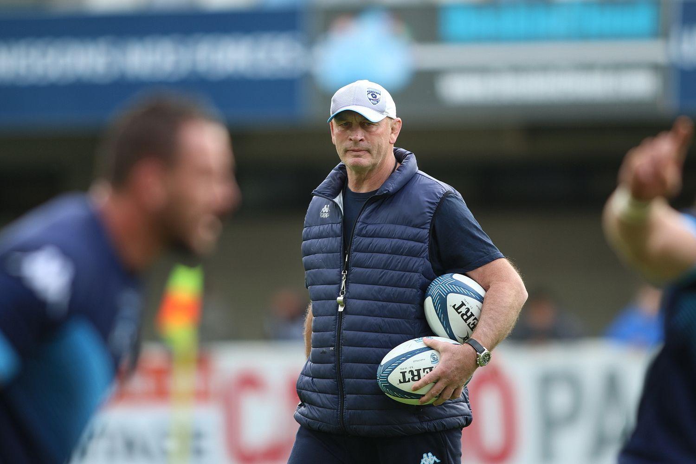 Rugby - Top 14 - Vern Cotter va quitter Montpellier pour relever le défi fidjien