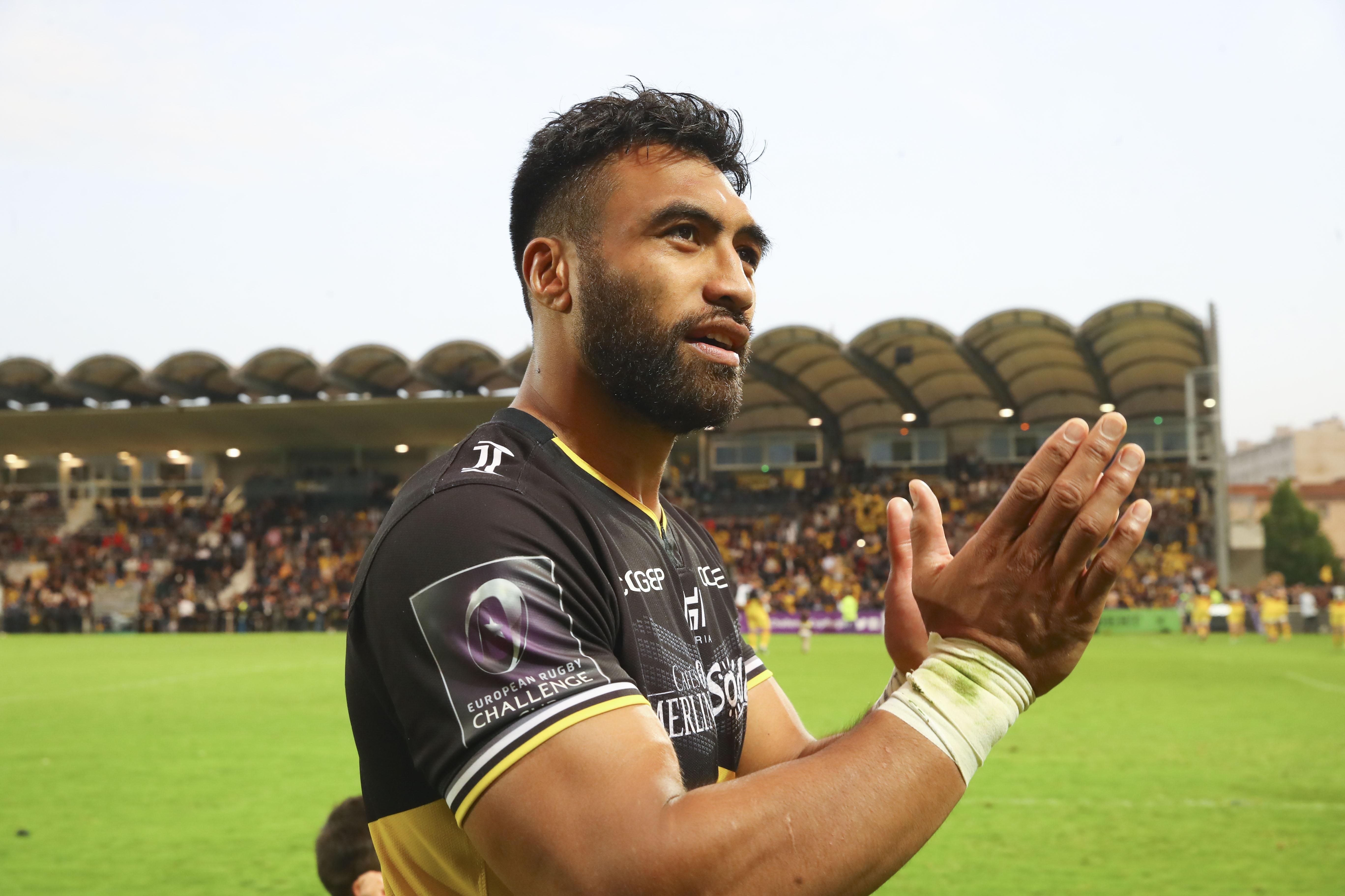 Rugby - Top 14 - Victor Vito au Figaro : «La Rochelle continue d'avoir la mentalité d'un petit club»
