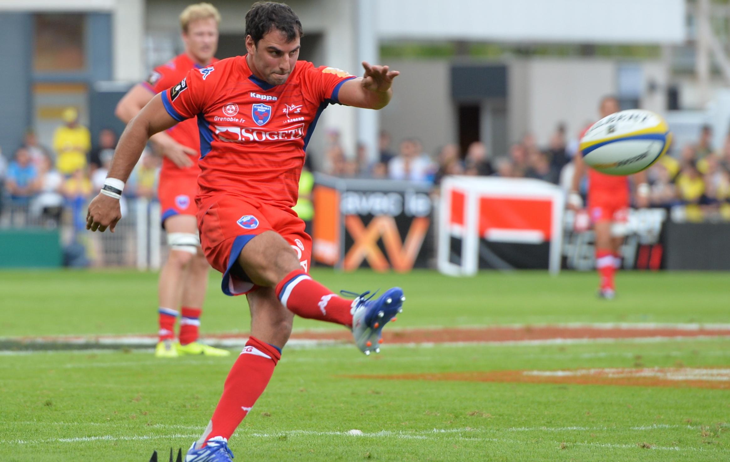 Rugby - Top 14 - Wisniewski : «Je suis prêt pour les Bleus»