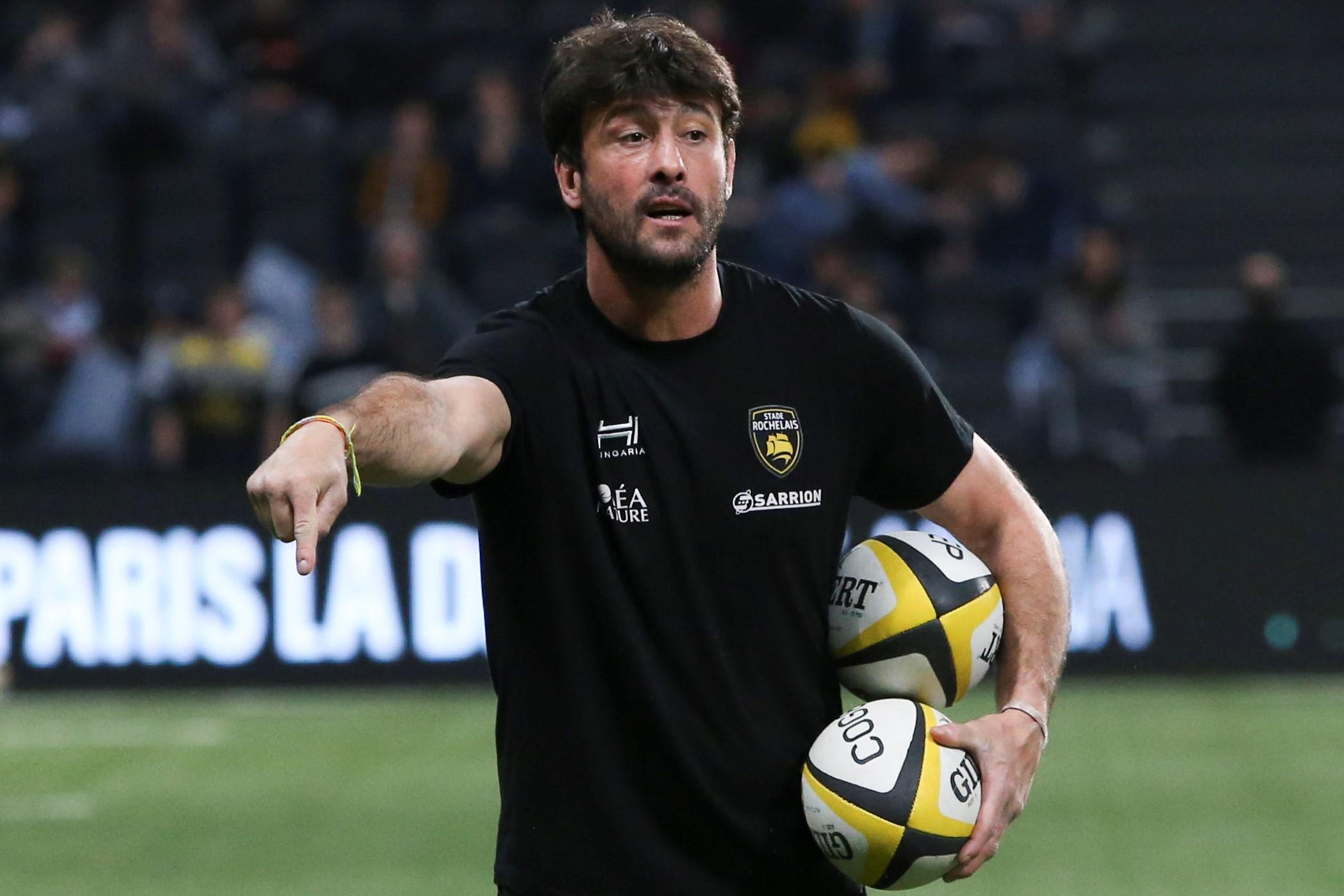 Rugby - Top 14 - Xavier Garbasoja a éclos à La Rochelle, il prend désormais son envol