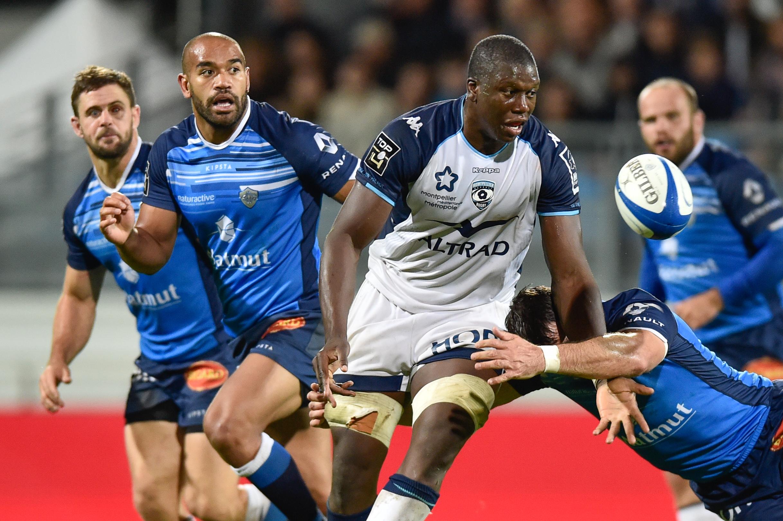 Rugby - Top 14 - XV de France: Camara forfait pour la tournée de novembre