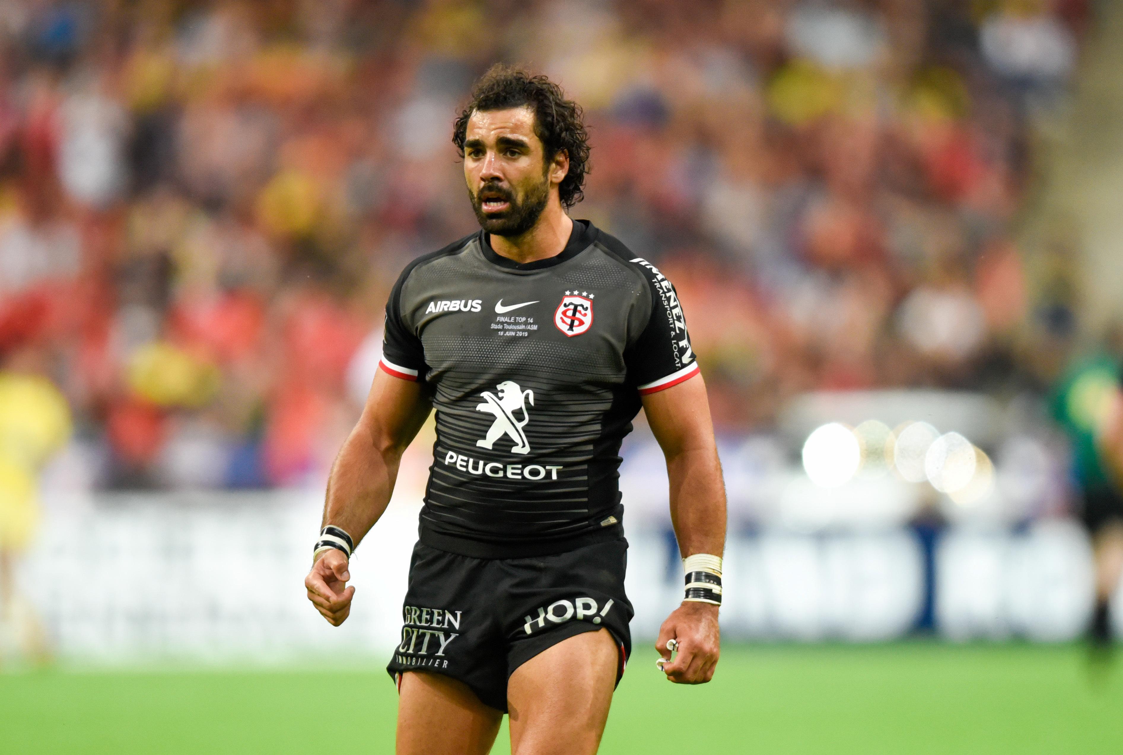 Rugby - Top 14 - Yoann Huget (Toulouse) : «C'était mon tour visiblement»