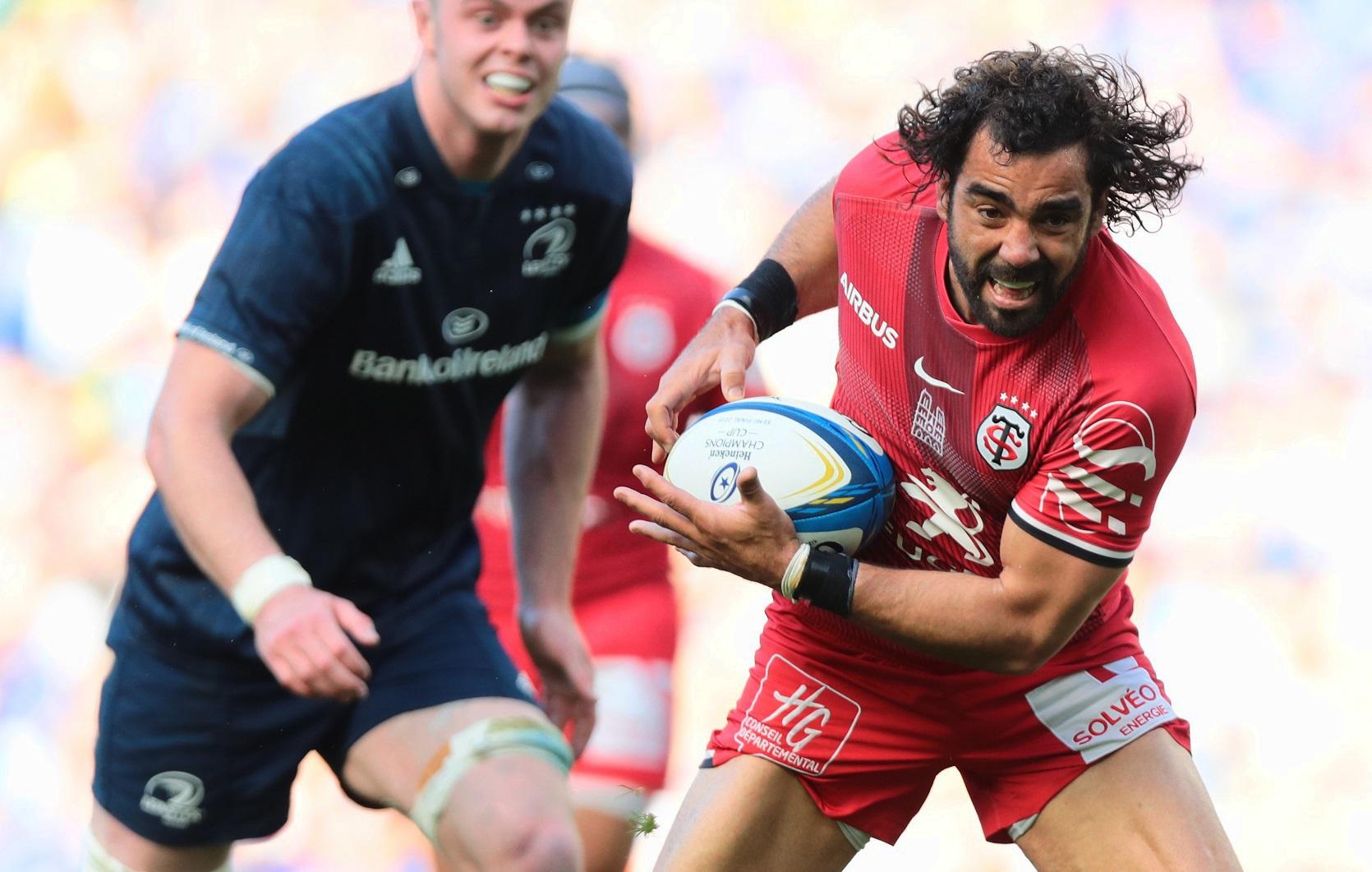 Rugby - Top 14 - Yoann Huget (Toulouse) : «Castres est meilleur que nous»