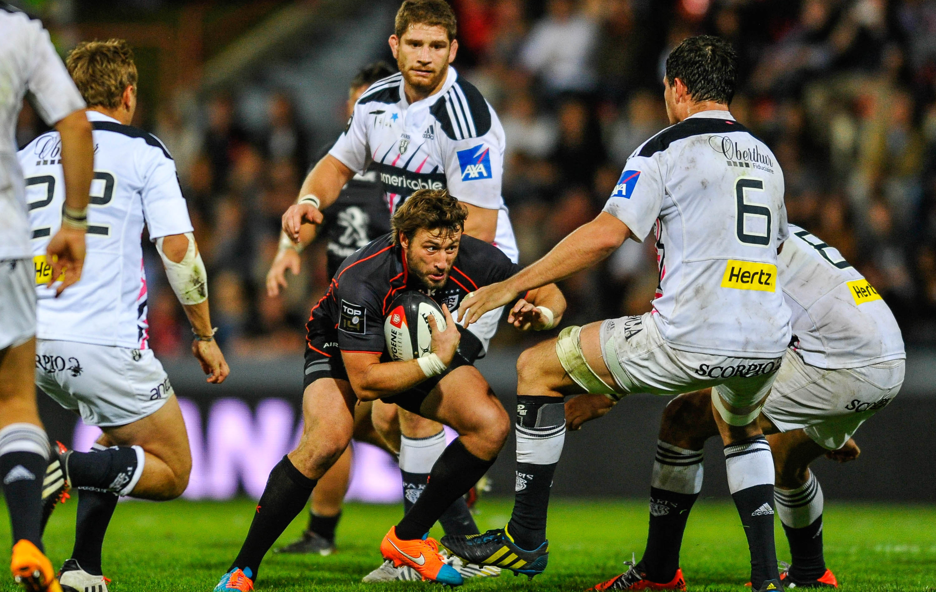 Rugby - Top 14 - Derby capital et choc volcanique