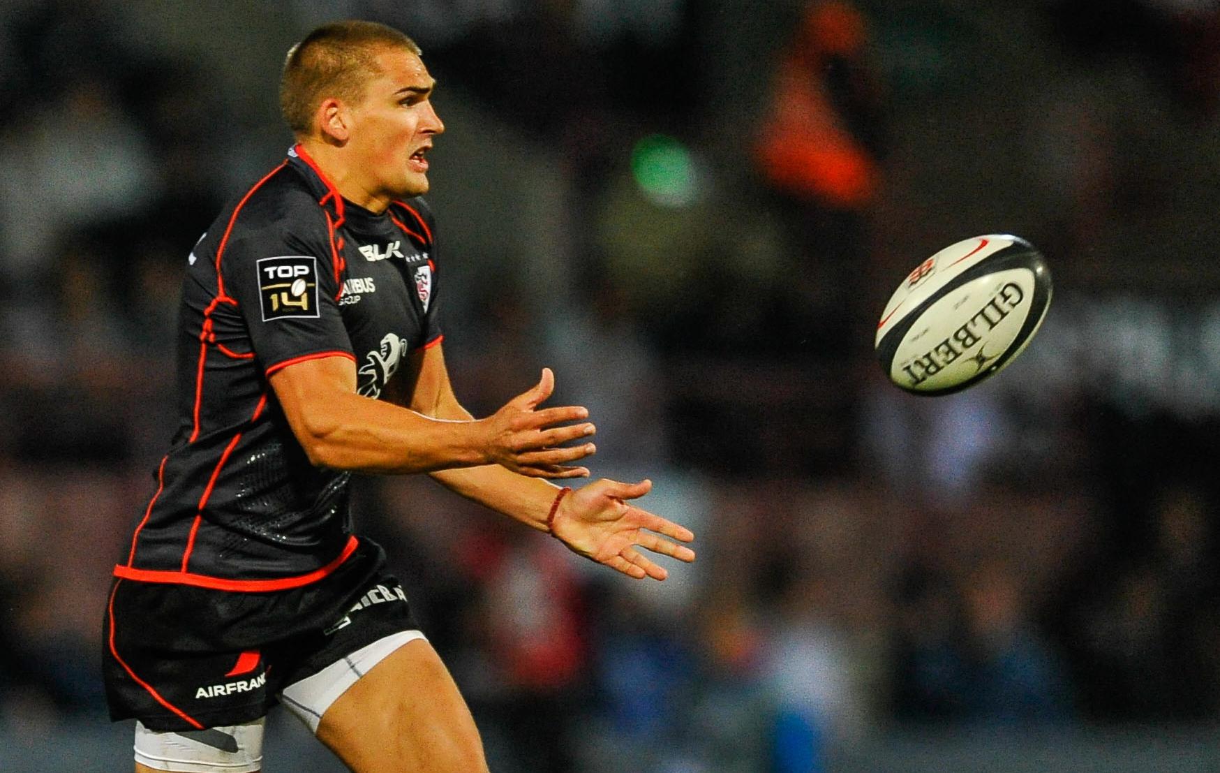 Rugby - Top 14 - Flood: «Me battre pour être le n° 1»