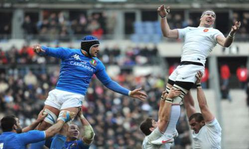 «Si on n'y est pas dans le combat?» - VI Nations - Rugby -