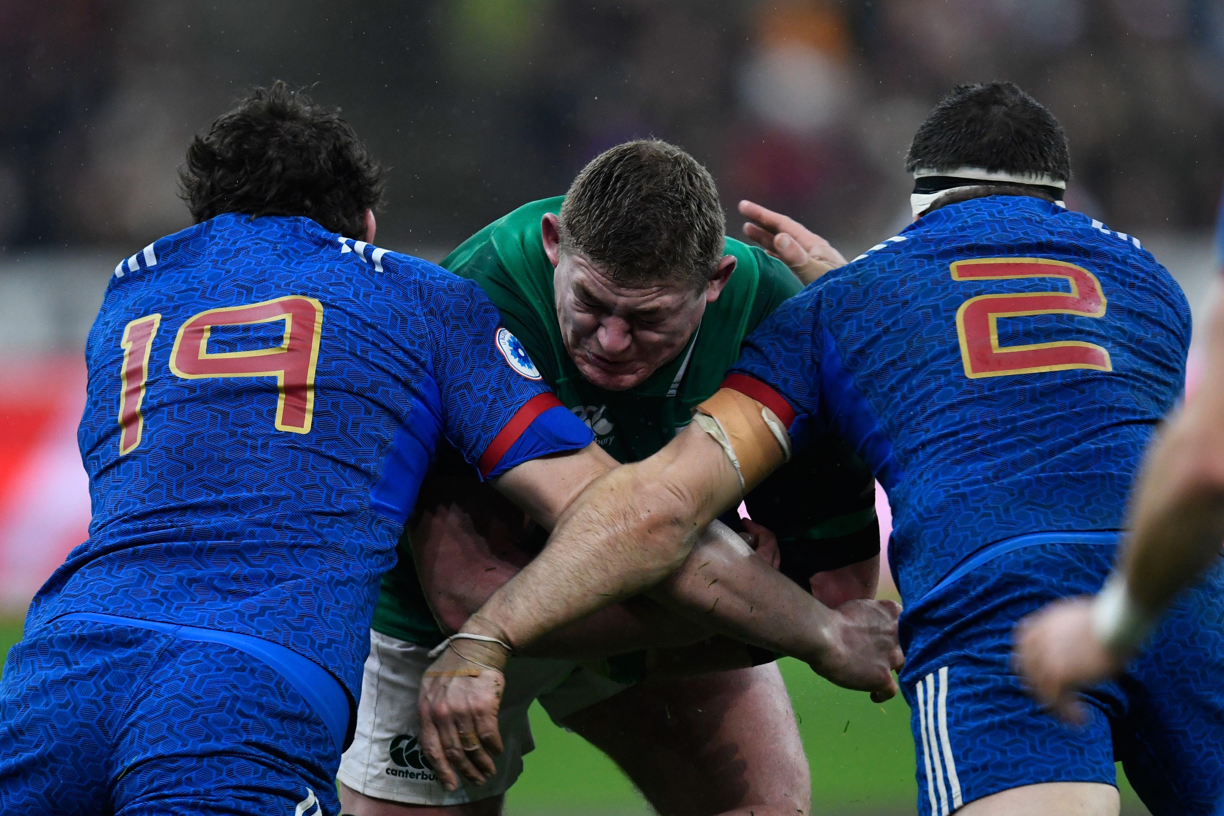 Rugby - XV de France - 6 Nations - Retour en chiffres sur France-Irlande