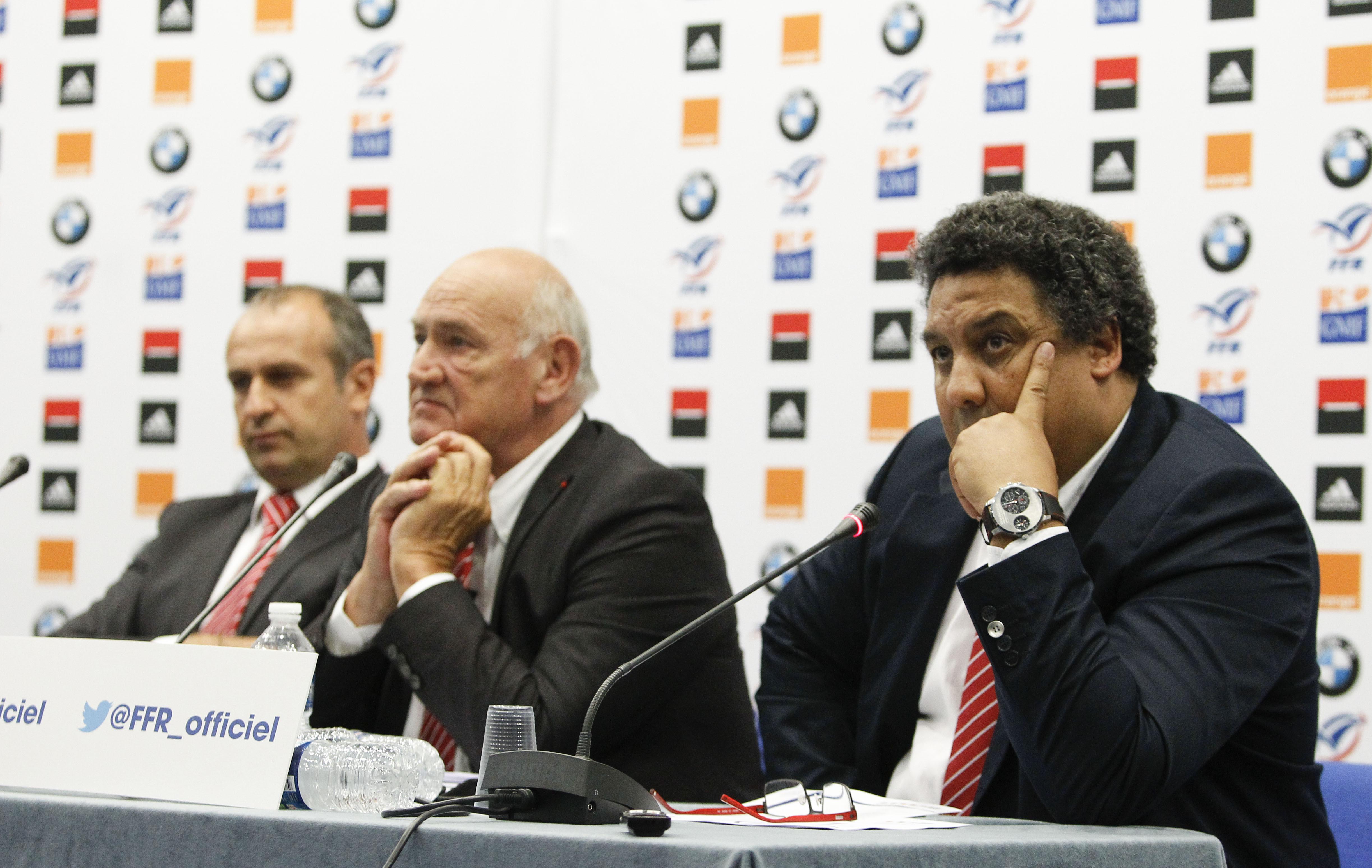 Rugby - XV de France - Blanco au secours de Saint-André