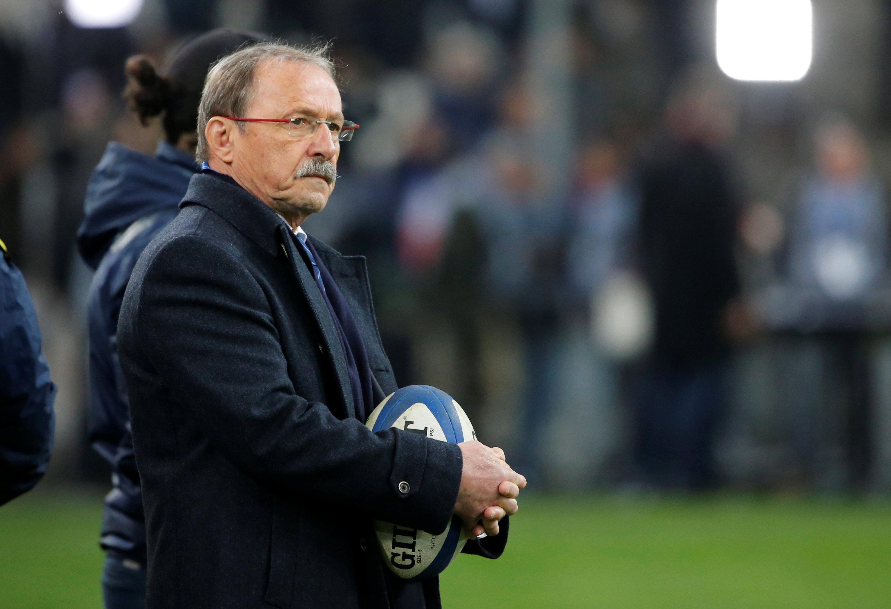 Rugby - XV de France - Brunel : «J'espère qu'on a repris confiance»