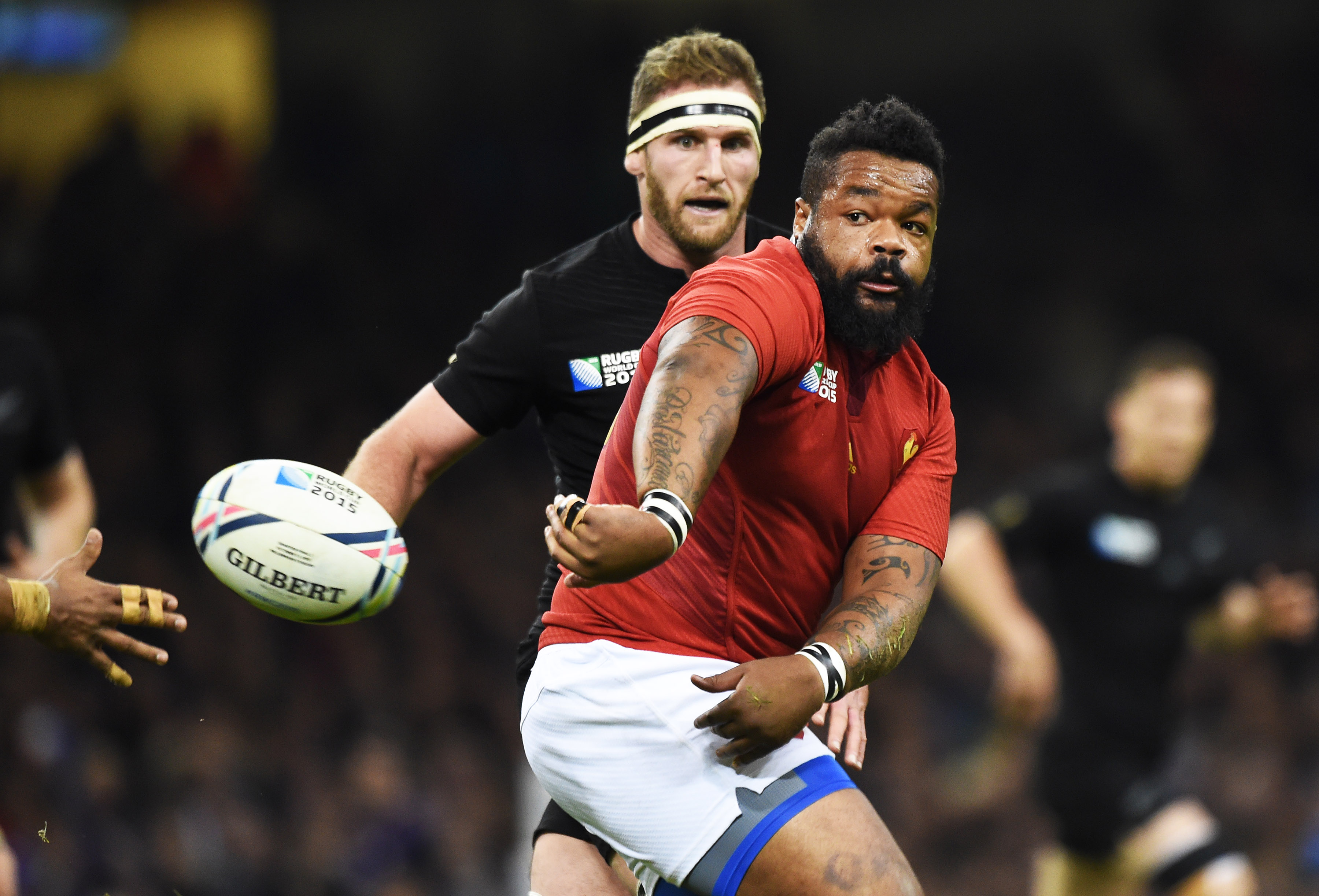 Rugby - XV de France - Chavancy forfait, Novès décide de relancer Bastareaud