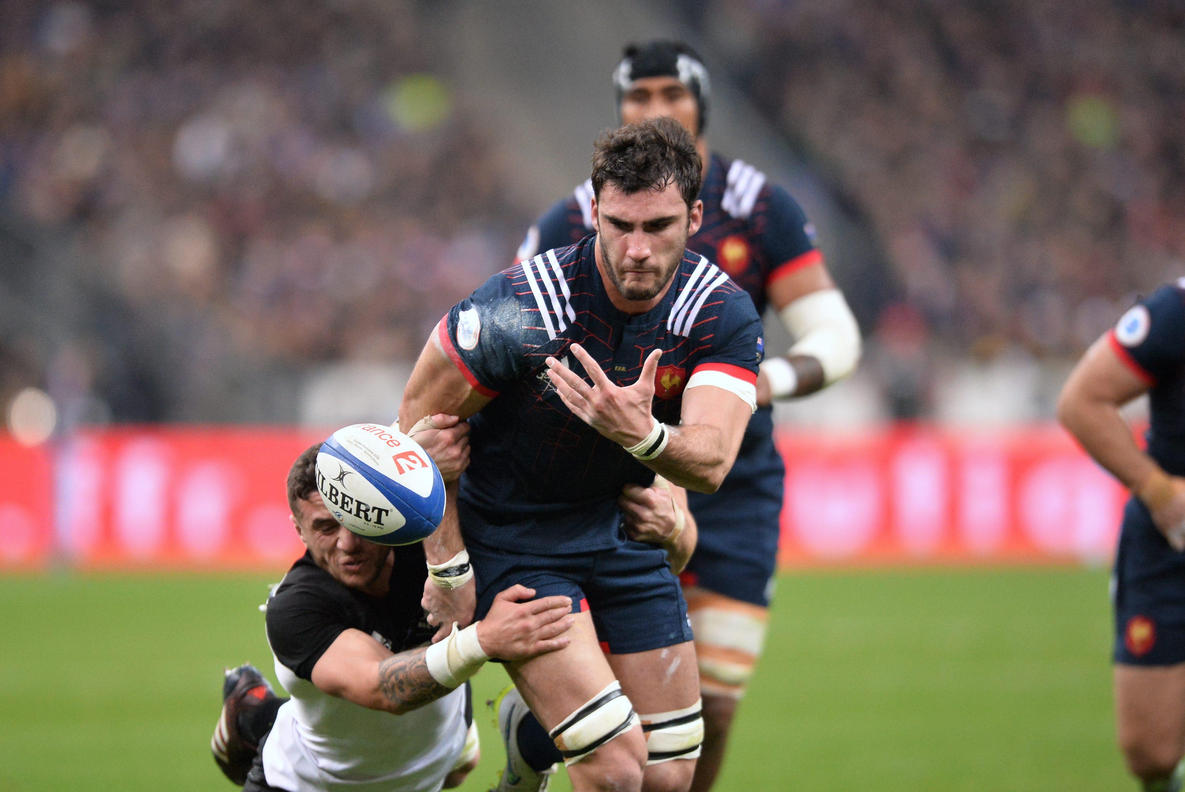 Rugby - XV de France - Bastareaud et Chouly forfaits, Ollivon en pole