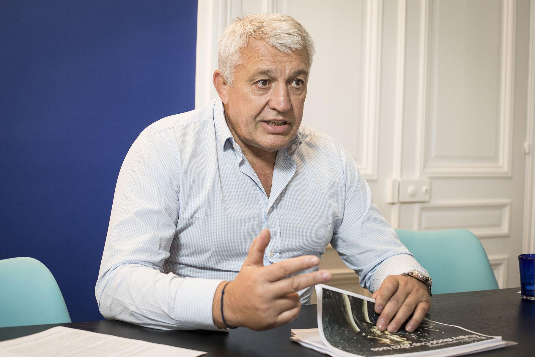 Rugby - XV de France - Claude Atcher : «Les arguments de France 2023 ont fait mouche»