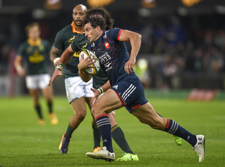 Rugby - XV de France - Ducuing : «Je n'ai pas envie d'être le «pingouin» du XV de France»
