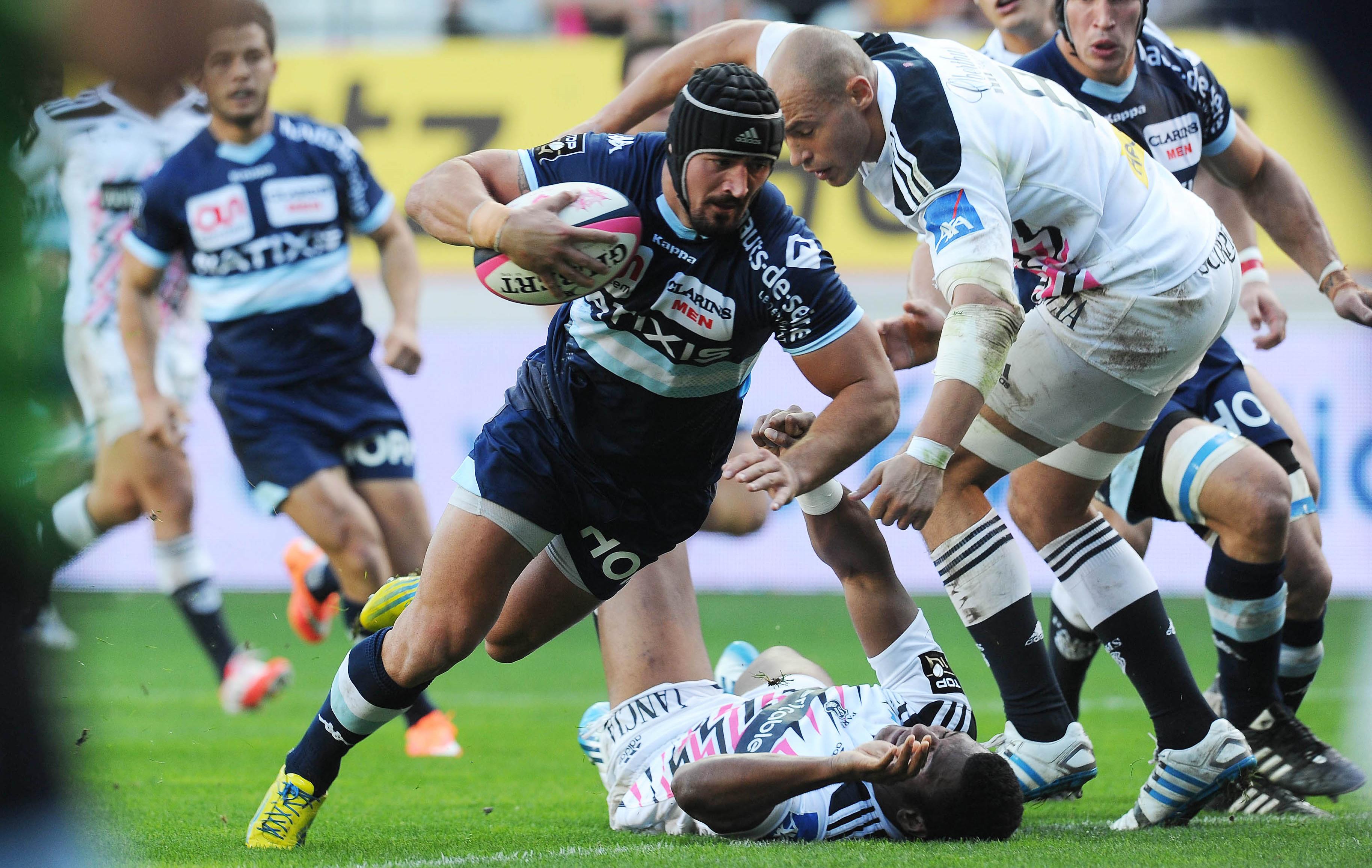 Rugby - XV de France - Dumoulin, Bernard et Camara appelés