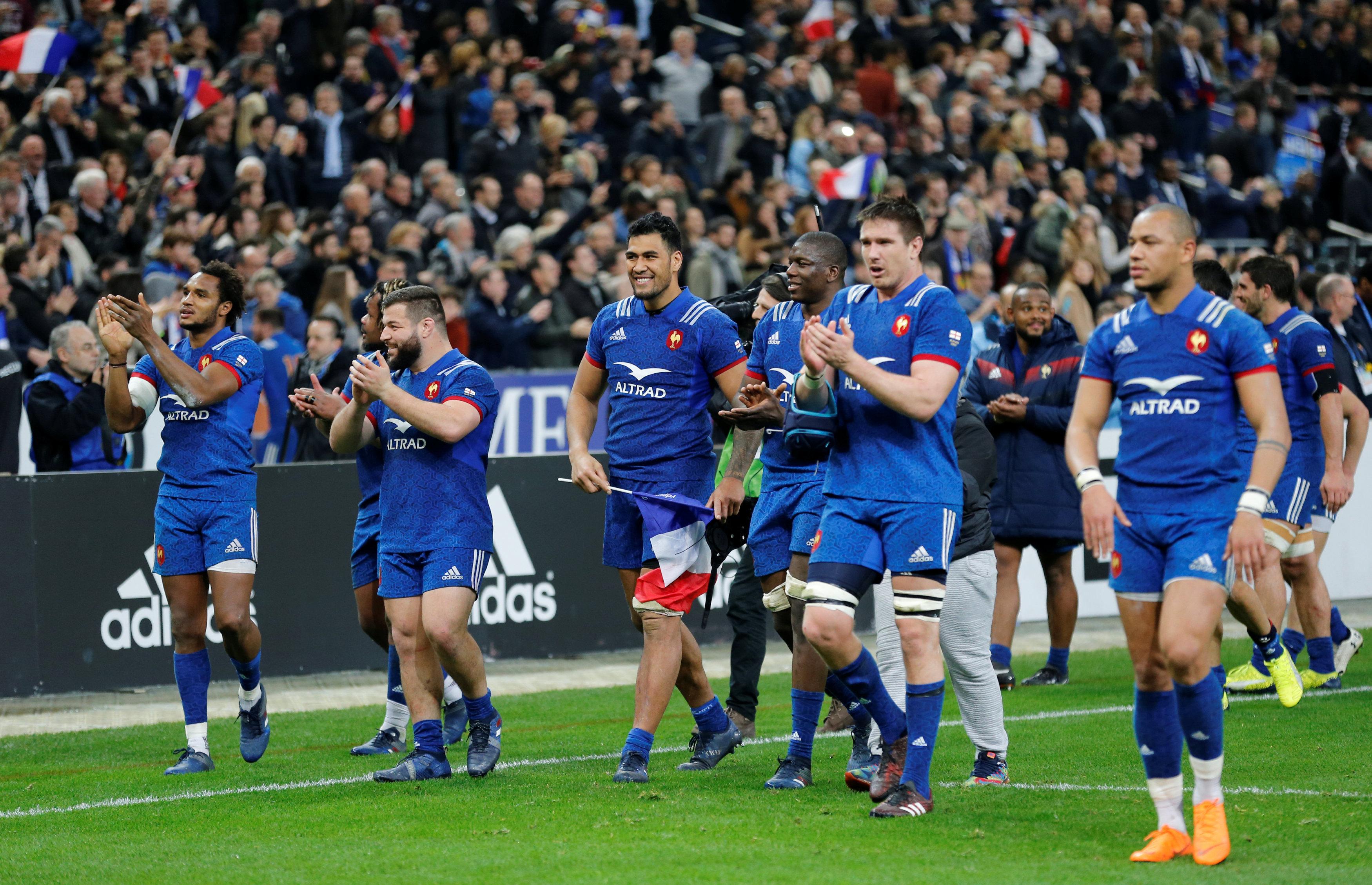 France coupe du monde de rugby actualit r sultats actualit 8 - Resultats coupe du monde rugby ...