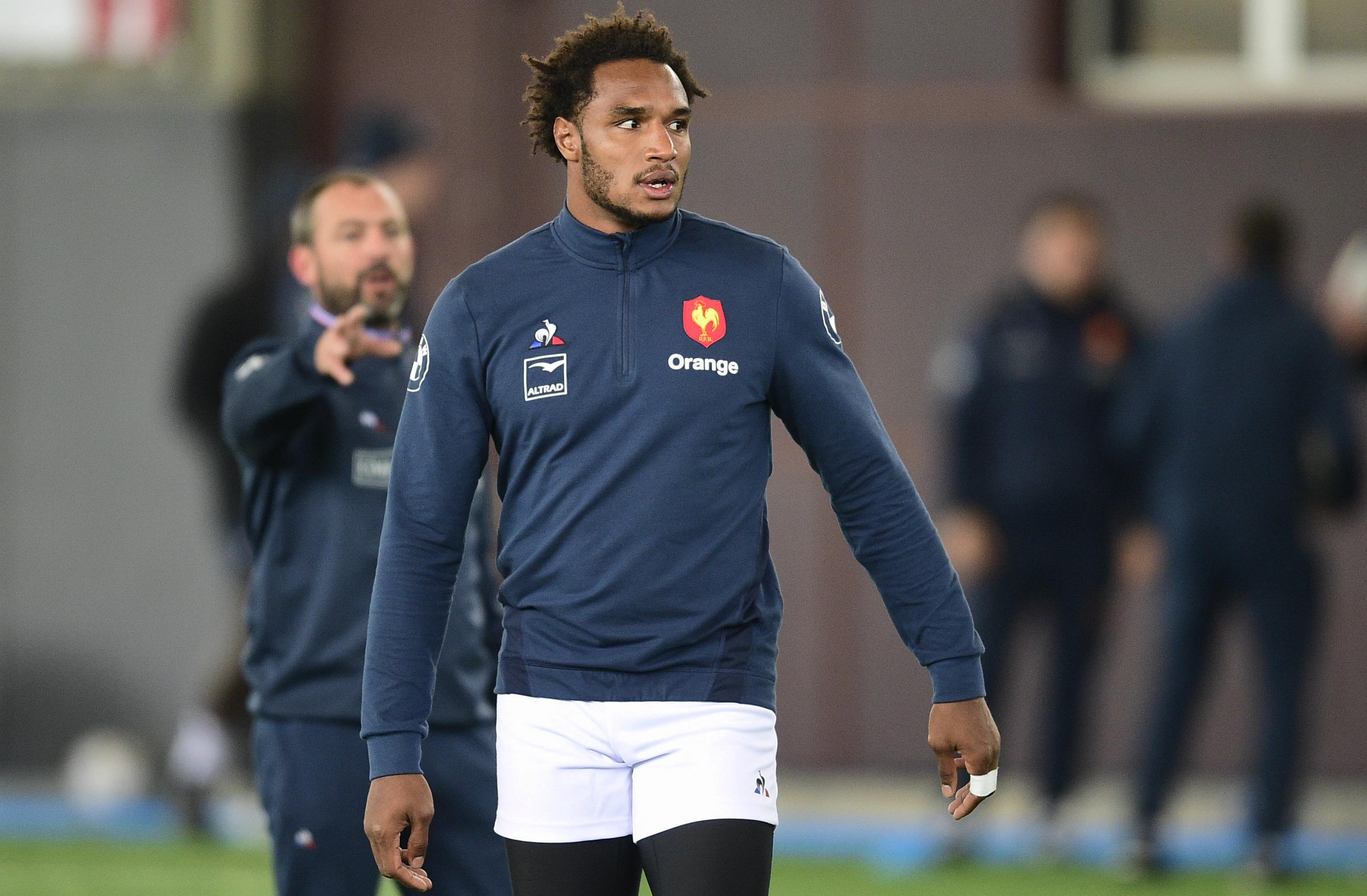 Rugby - XV de France - Benjamin Fall : «On a cœur de se racheter contre l'Argentine»