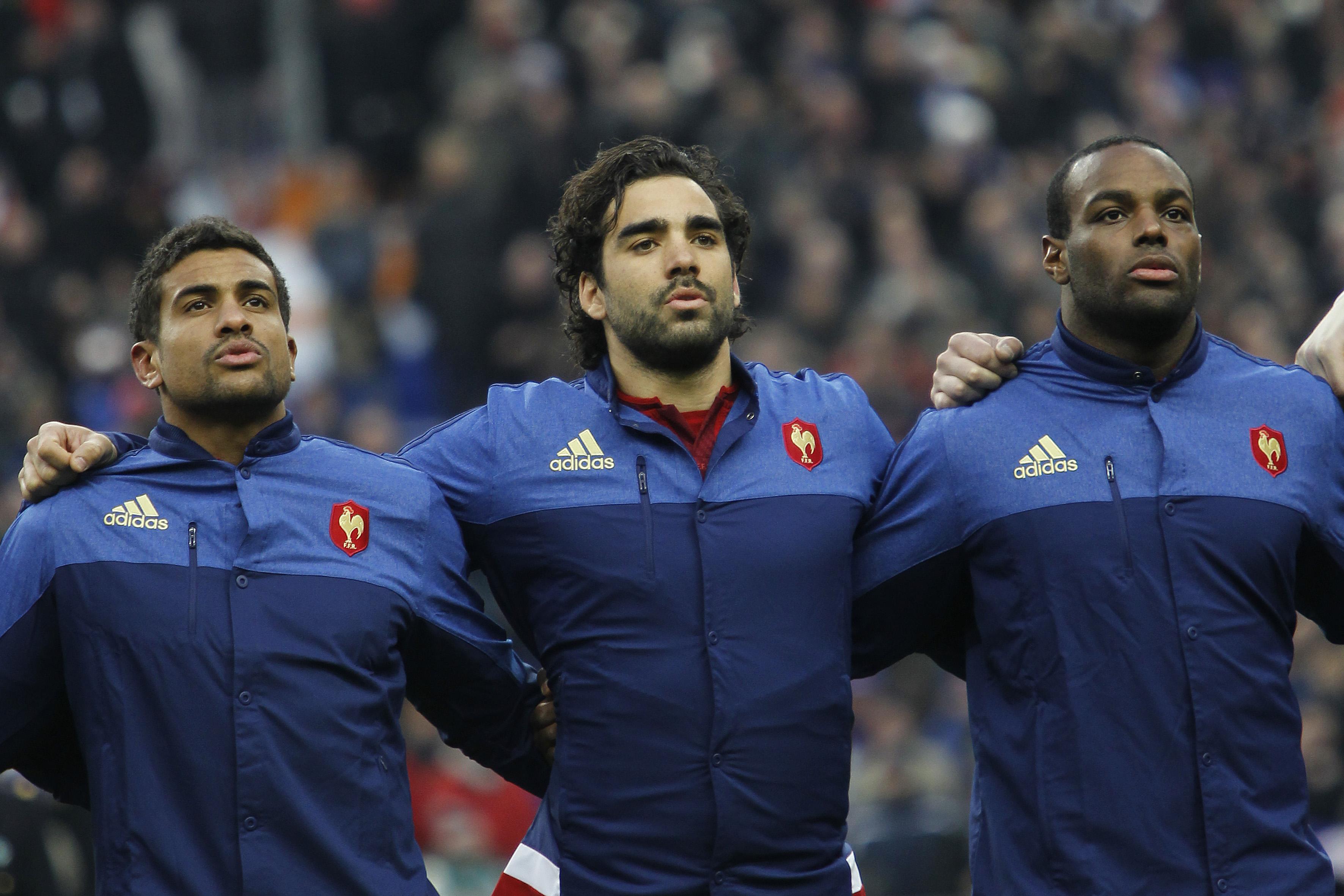 Rugby - XV de France - Fofana remplacé par Huget, coup dur pour le XV de France