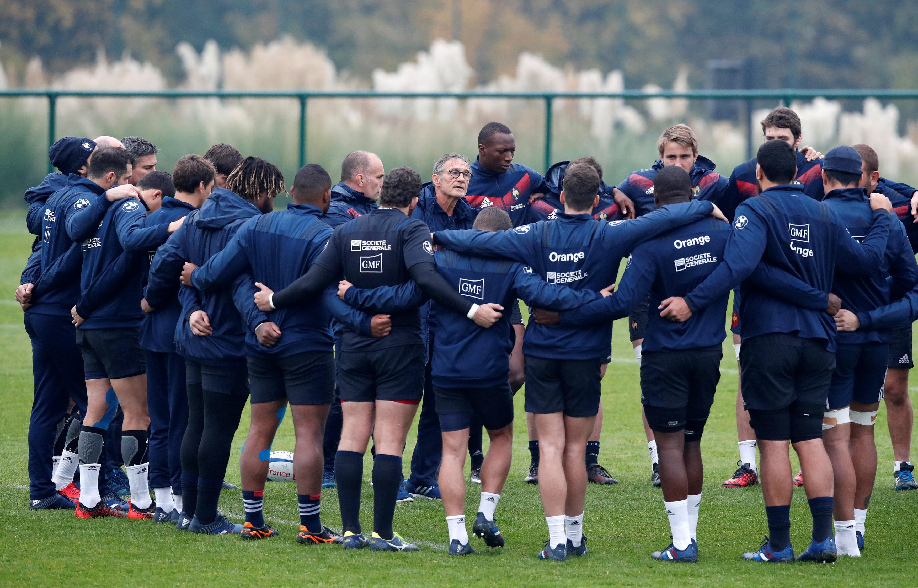 Rugby - XV de France - France-Afrique du Sud: à en perdre la tête