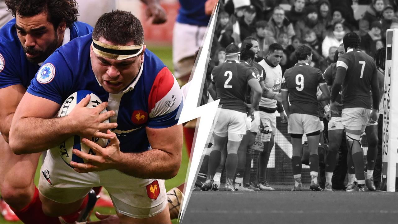 Rugby - XV de France - France-Fidji, les coups de coeur et coups de griffe de nos envoyés spéciaux
