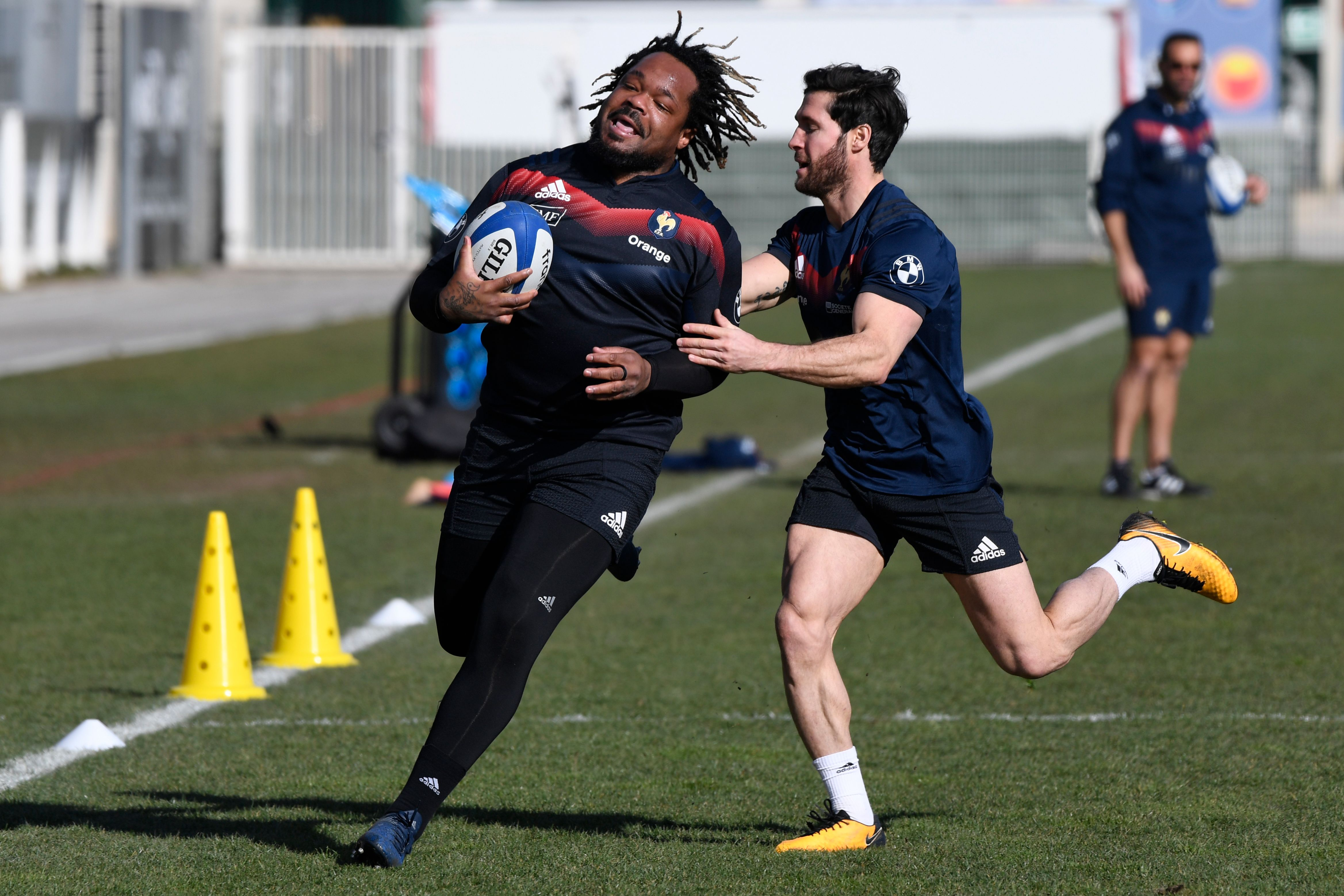 Rugby - XV de France - France-Italie: pour ne pas tomber plus bas