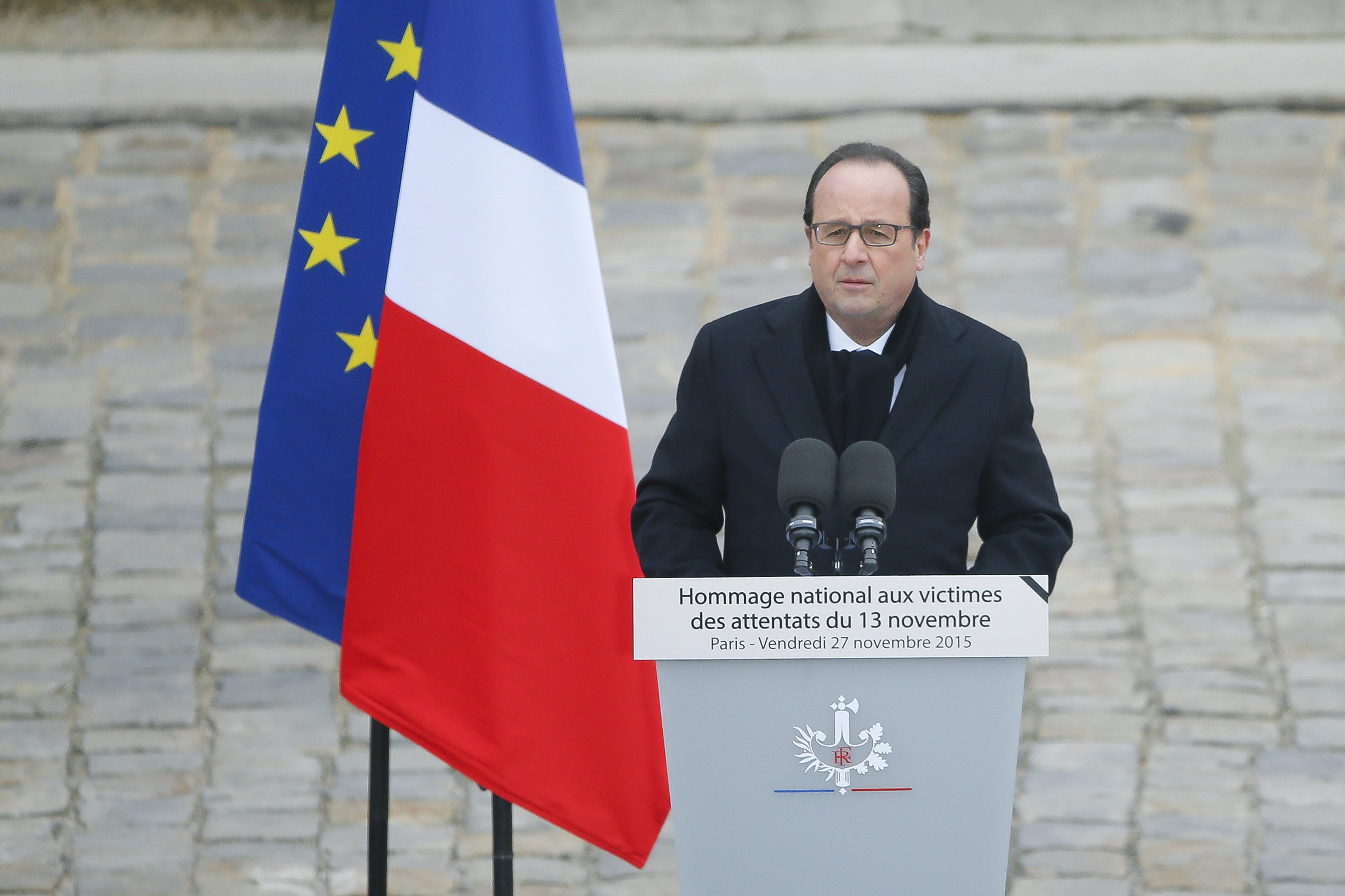 Rugby - XV de France - François Hollande assistera à France-Italie
