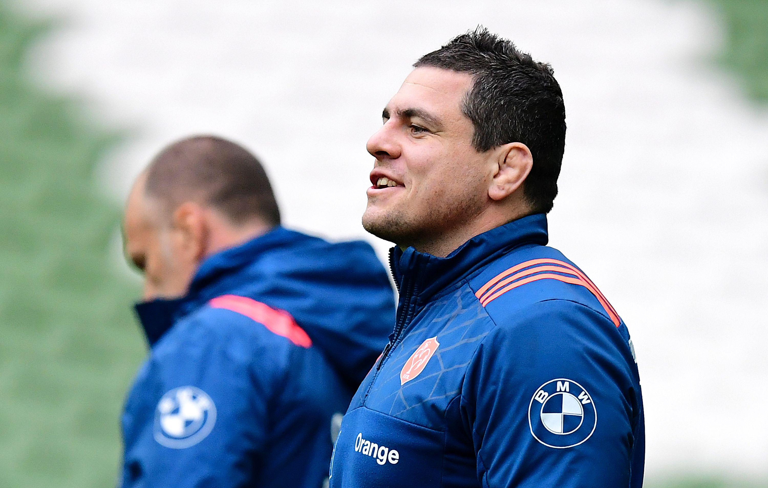 Rugby - XV de France - Guirado : «Faire le plus mal possible aux Irlandais»