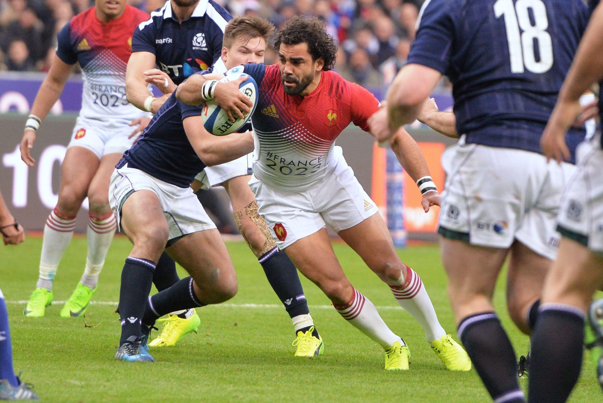 Rugby - XV de France - Irlande-France : Huget et Le Roux profitent des absences