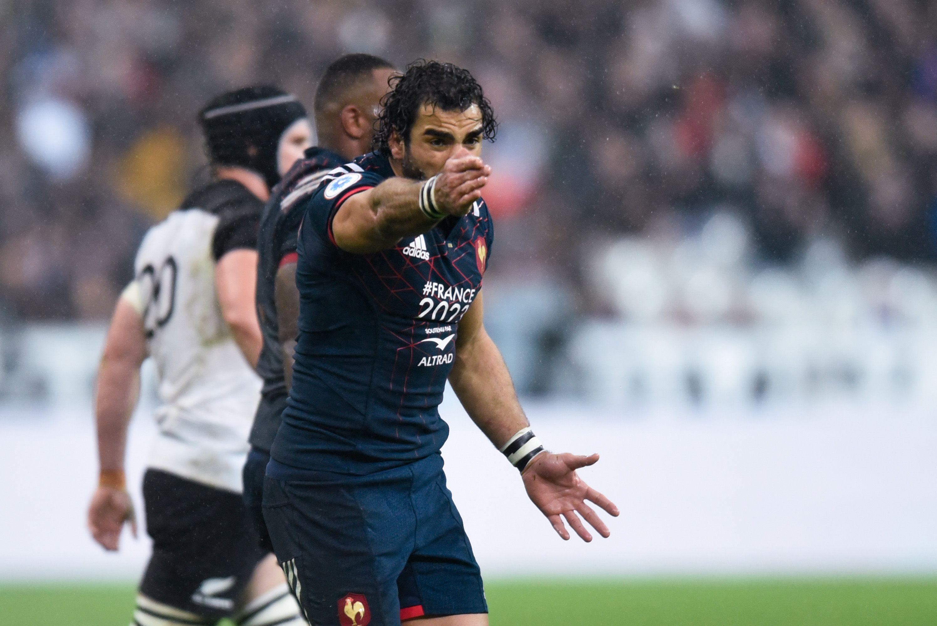 Rugby - XV de France - Huget remplace Bonneval, forfait contre les Gallois