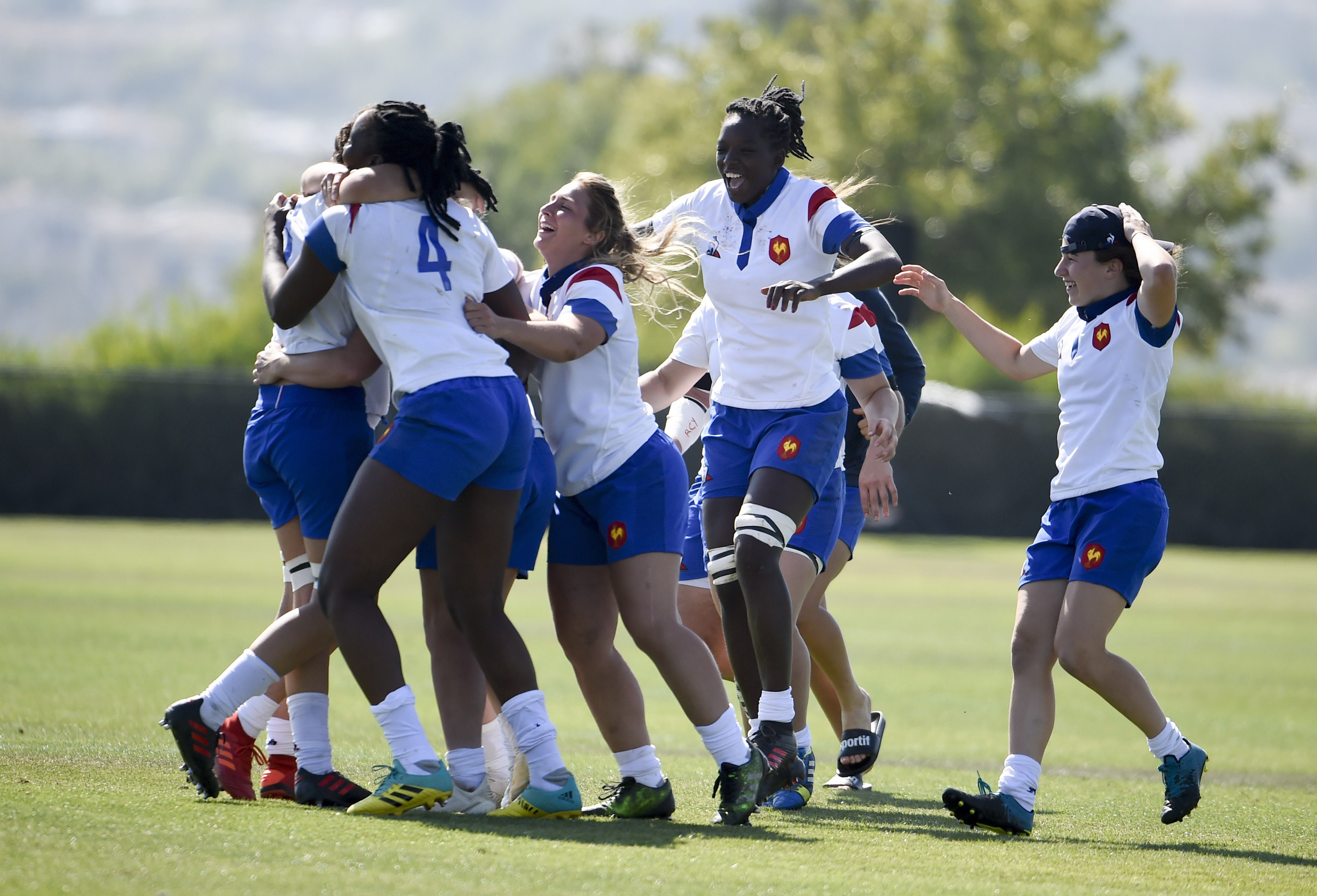 Rugby - XV de France - XV de France : L'exploit des Bleues face aux Néo-Zélandaises