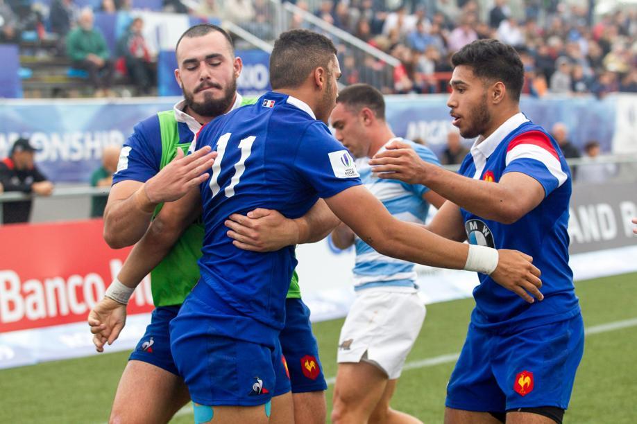 Rugby - XV de France - L'exploit ou les regrets pour les Bleuets