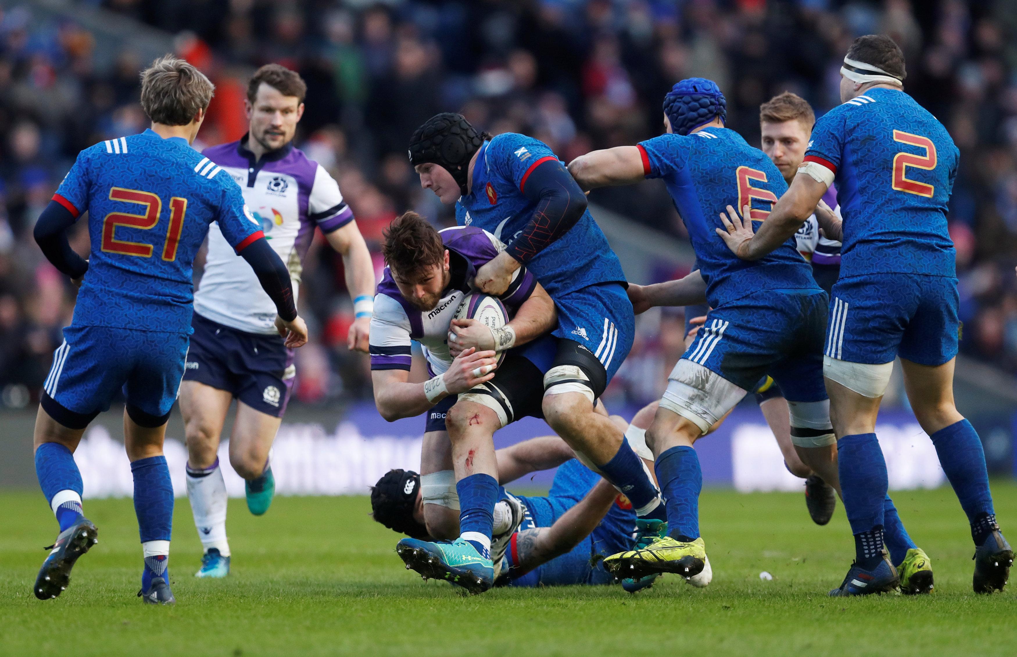 Rugby - XV de France - La popularité du XV de France s'écroule