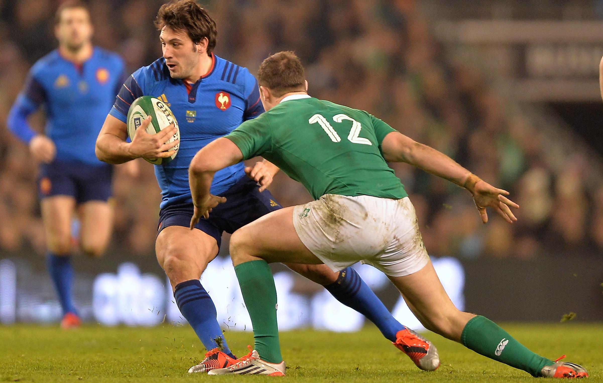 Rugby - XV de France - Lamerat : «On n'a pas le droit à l'erreur»