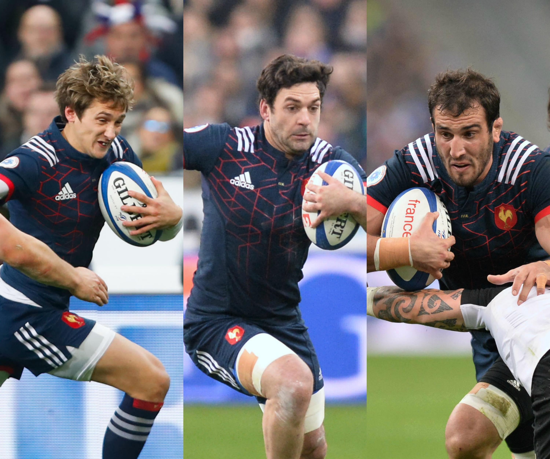 Rugby - XV de France - Le baromètre des Bleus : révélations et déceptions