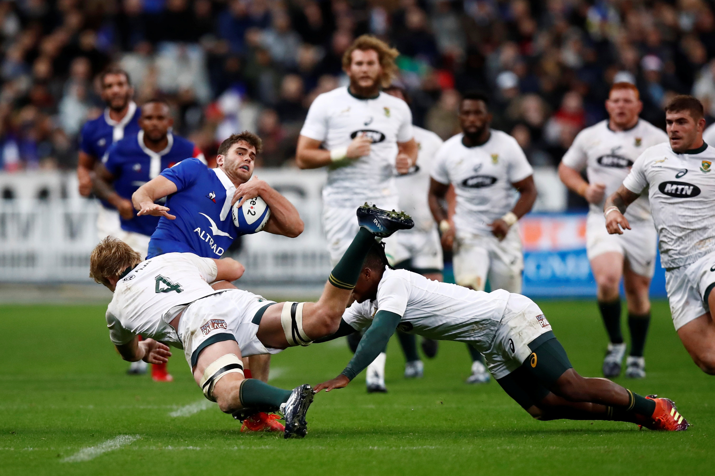 Rugby - XV de France - Rugby : le document qui pourrait chambouler le calendrier international