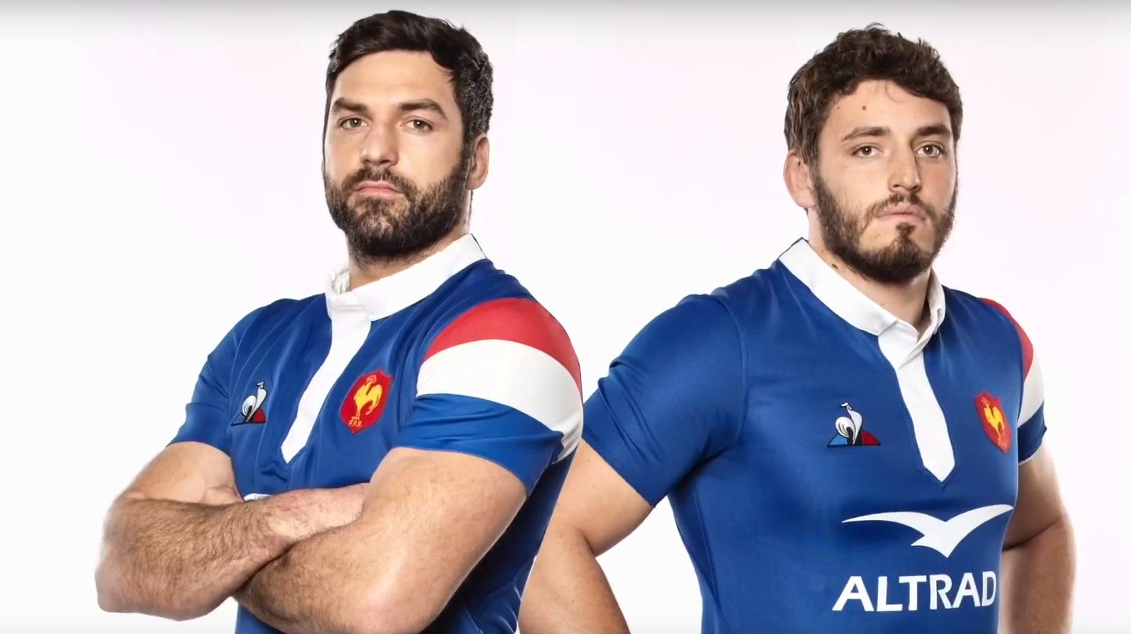 check out online shop los angeles Le nouveau maillot du XV de France dévoilé - XV de France ...